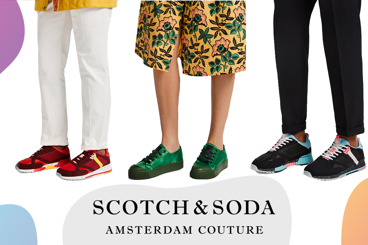 Scotch Soda boty