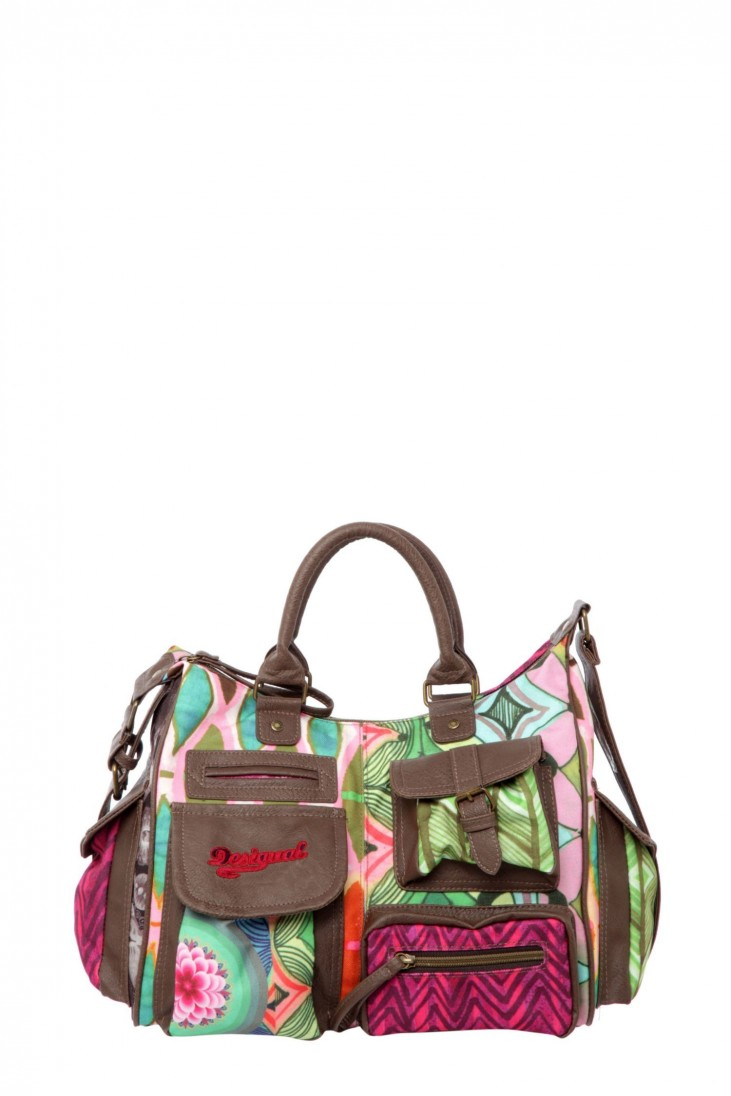 Kabelka Desigual London Medium Ishburi www.differentfashion.cz