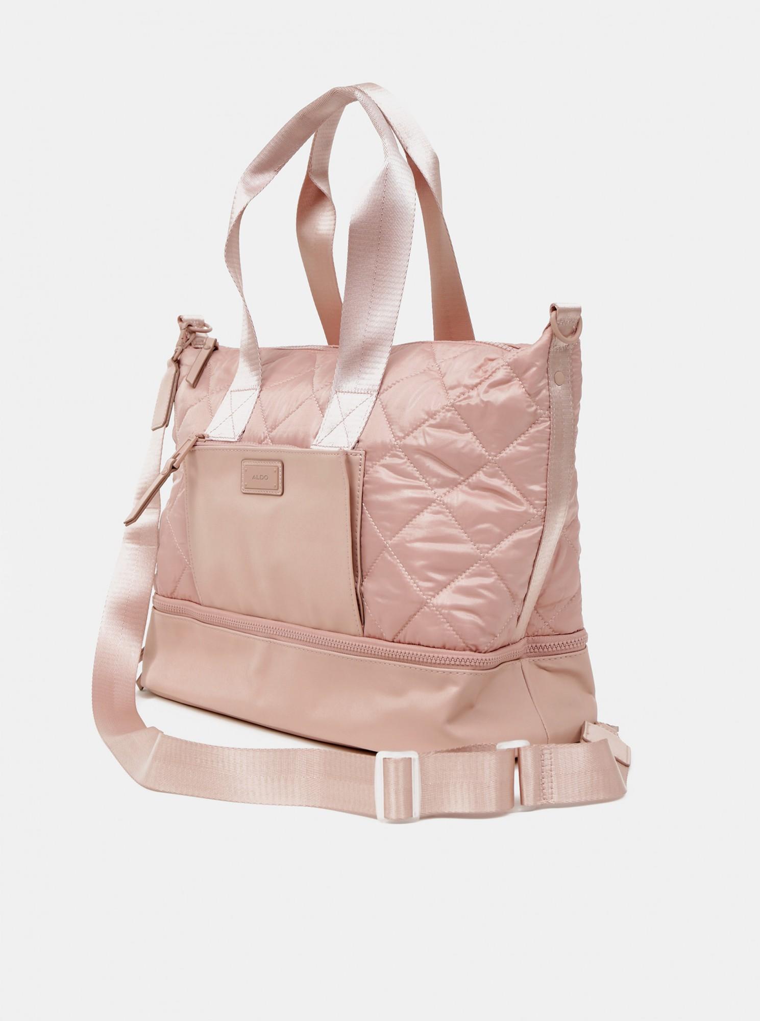 ALDO pudrová taška Pilini