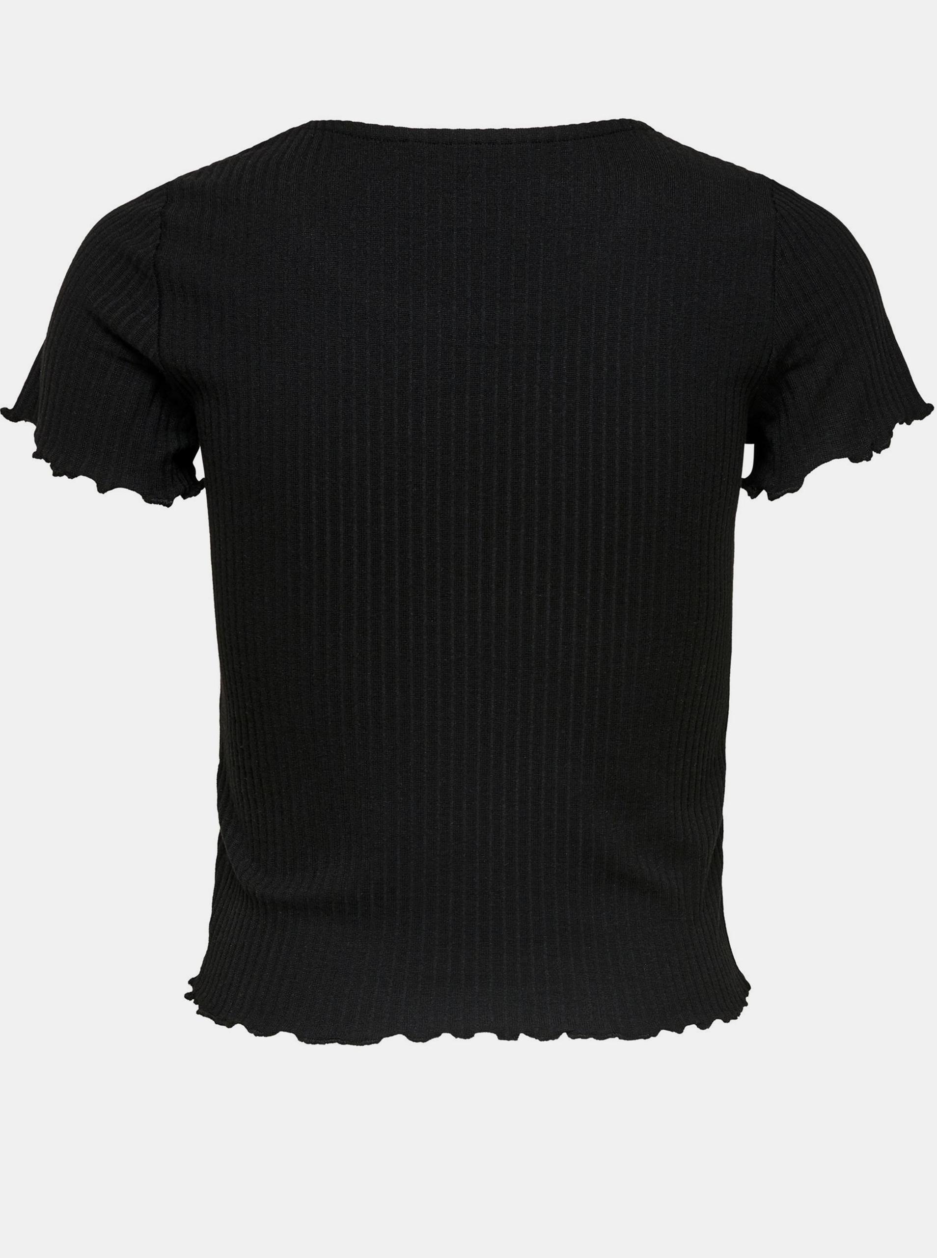 Only černé dámské tričko
