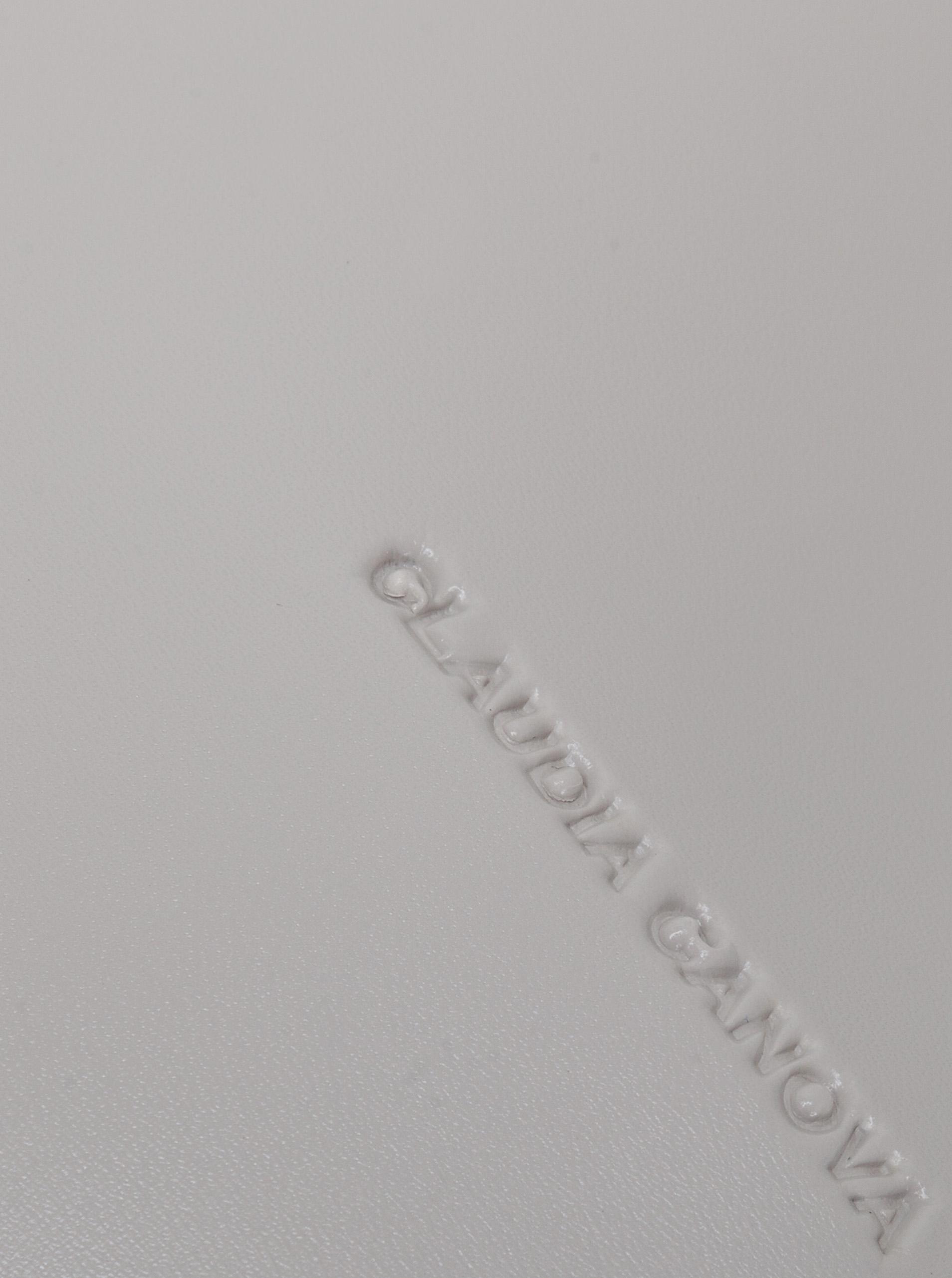 Claudia Canova šedá kabelka