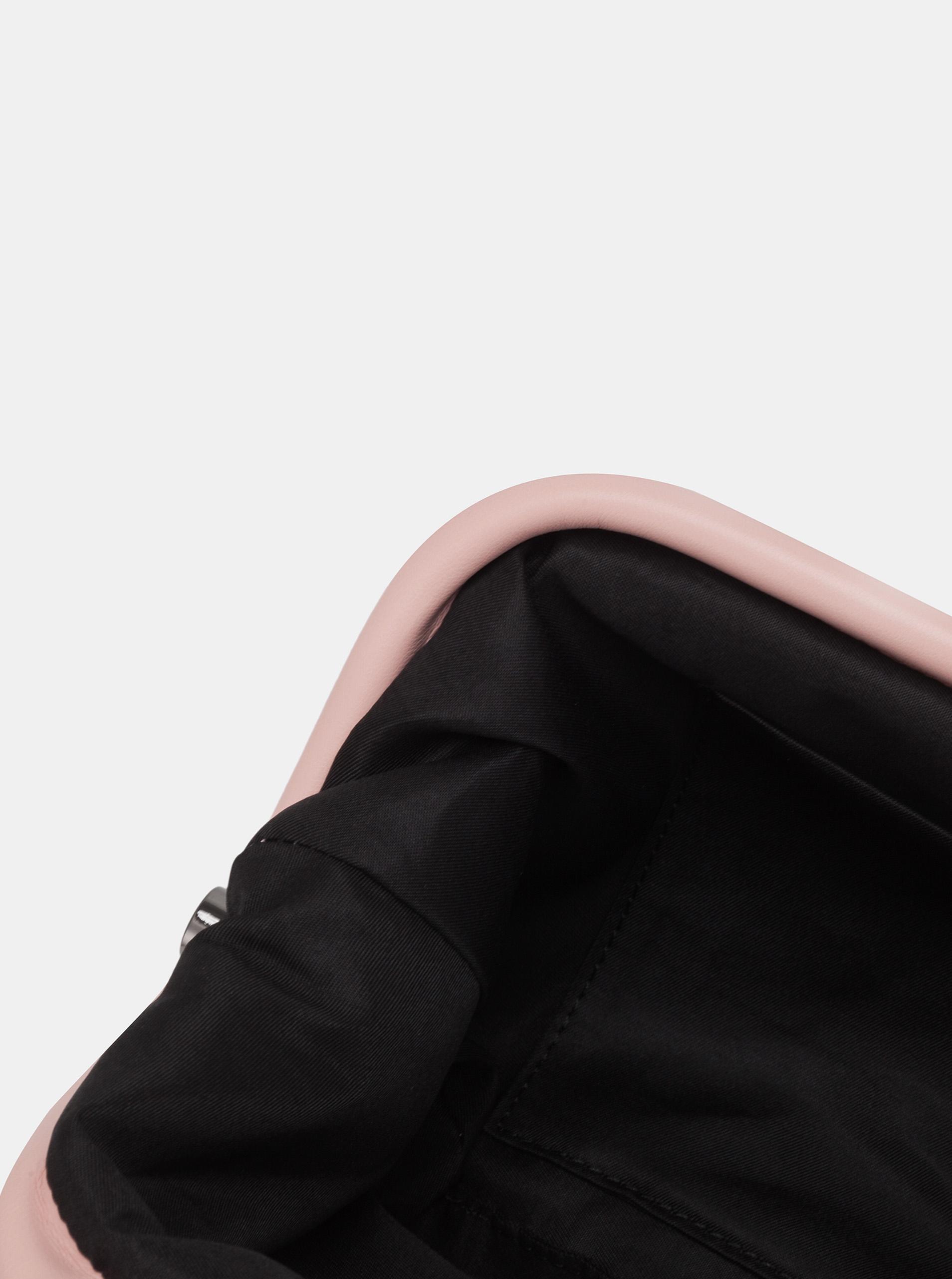 Claudia Canova růžová crossbody kabelka