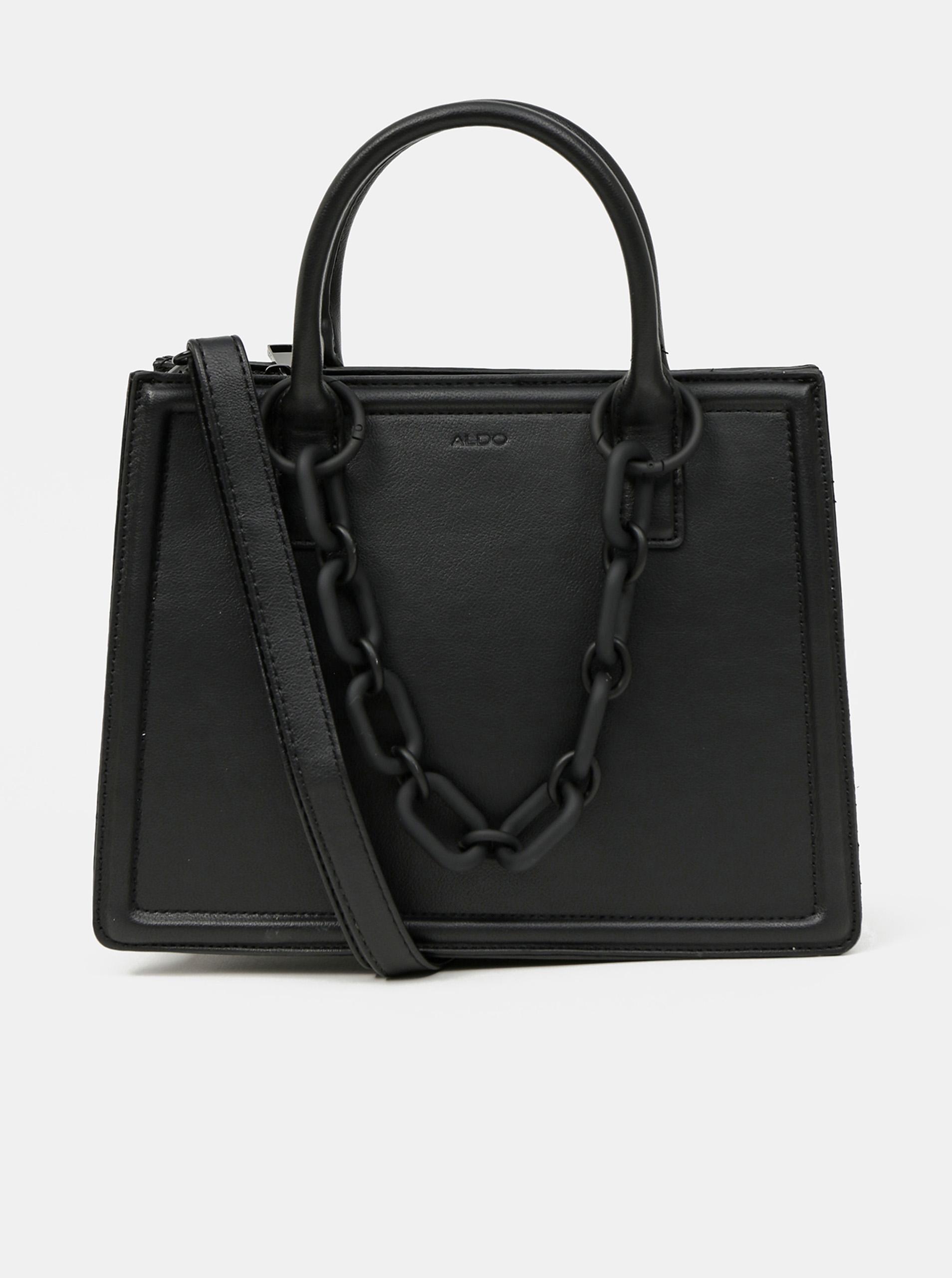 ALDO černé kabelka Galoassi