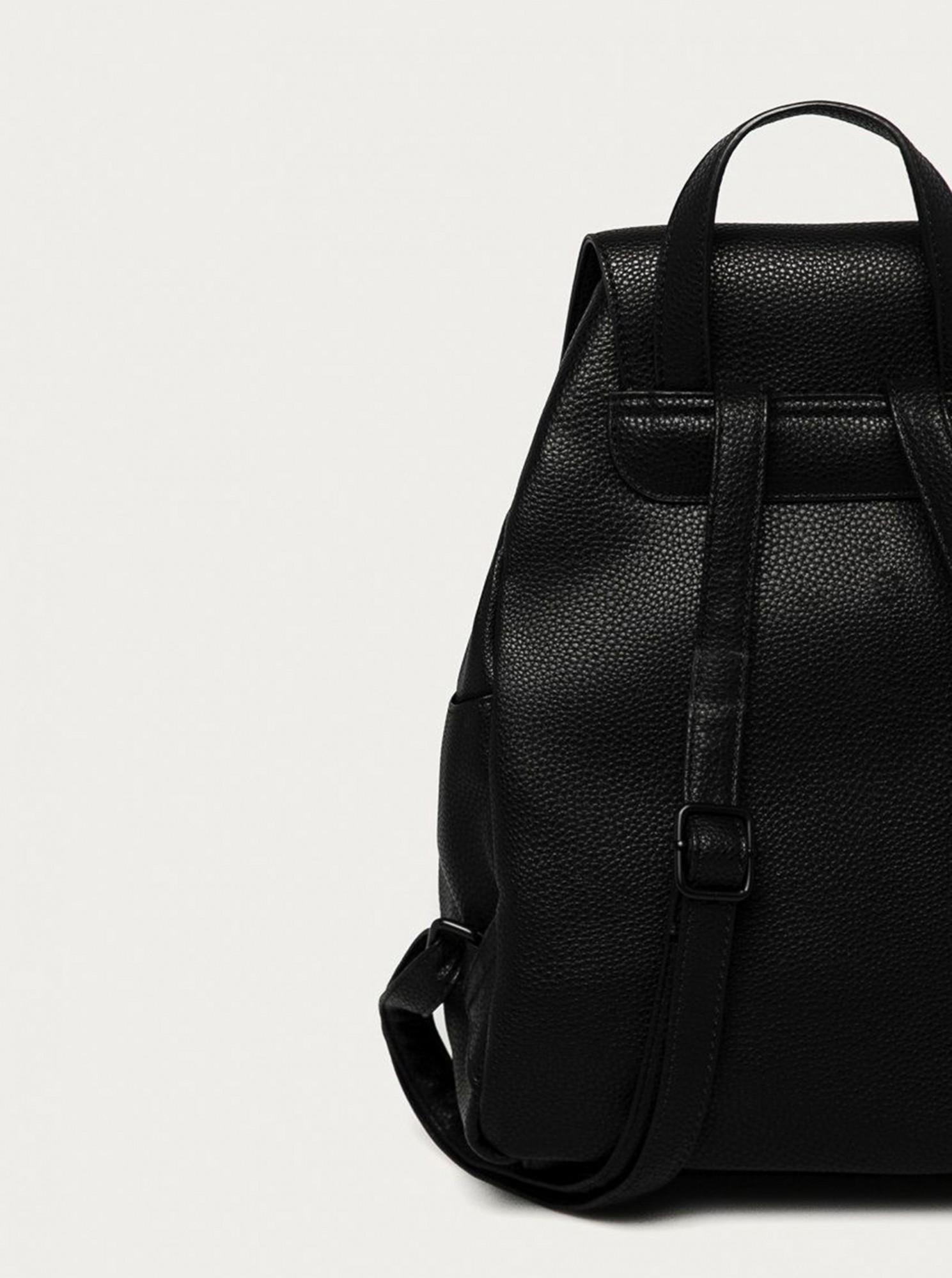 ALDO černý batoh Eurya