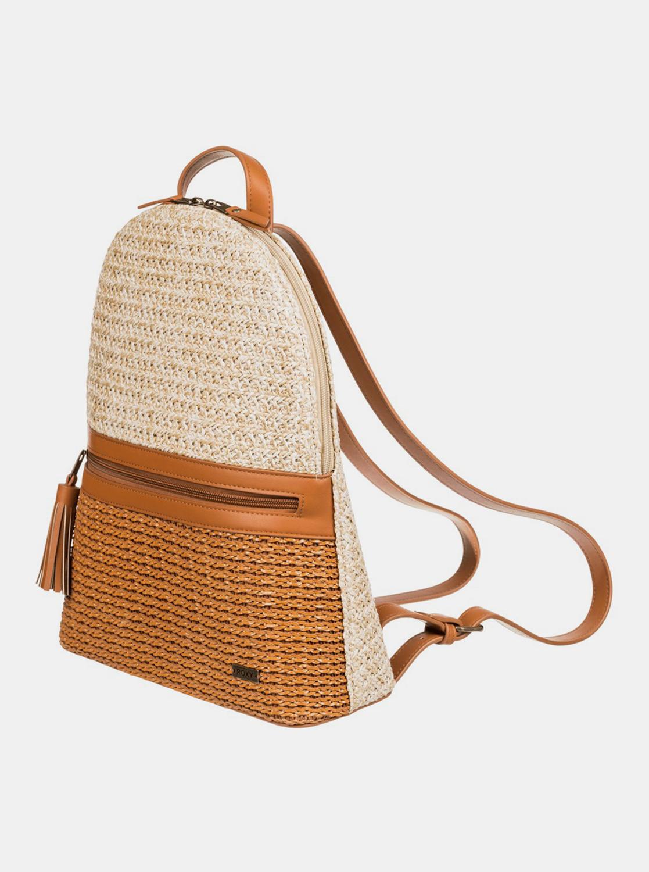Roxy hnědo-béžový batoh