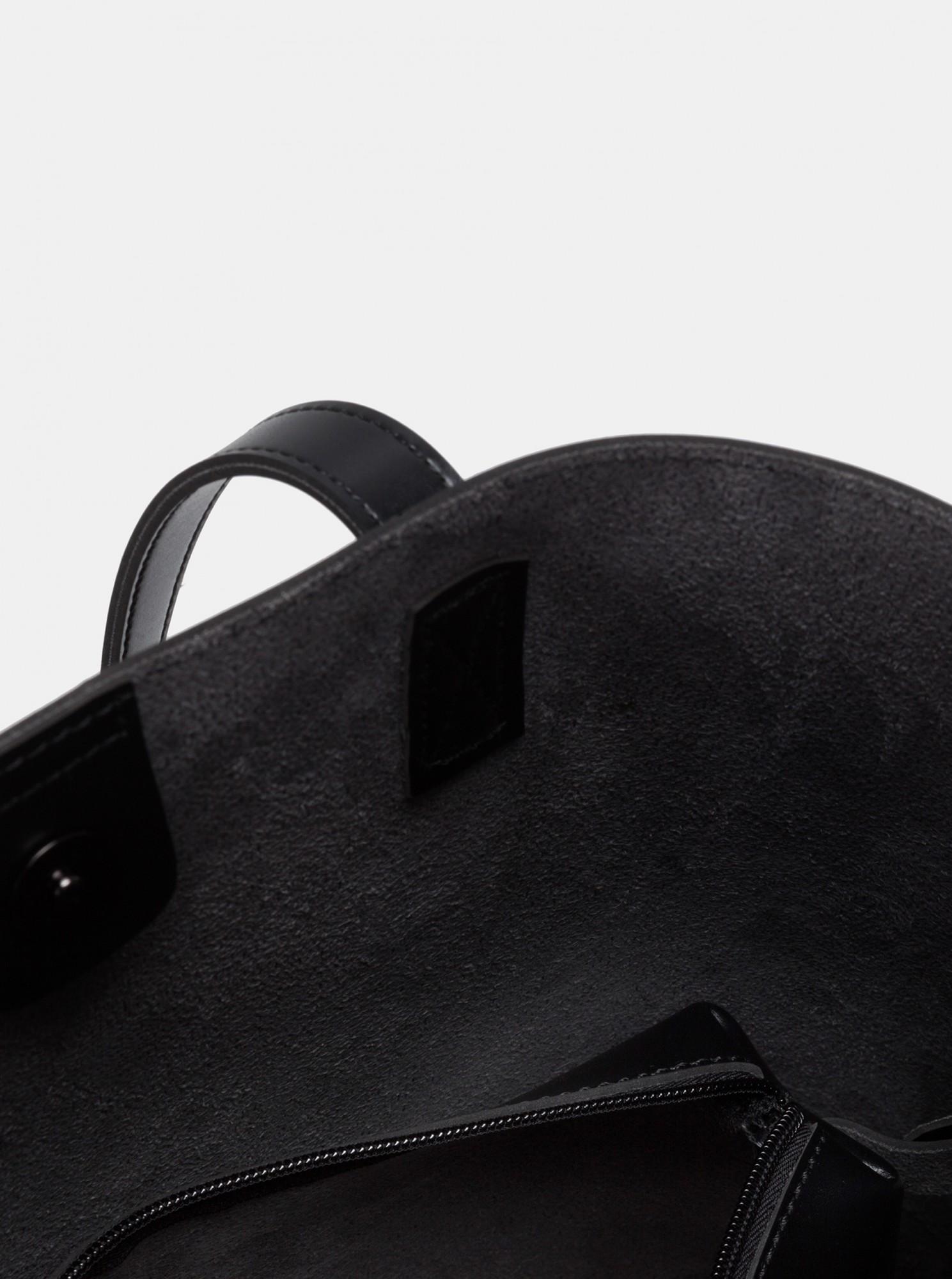 Claudia Canova černá velká kabelka