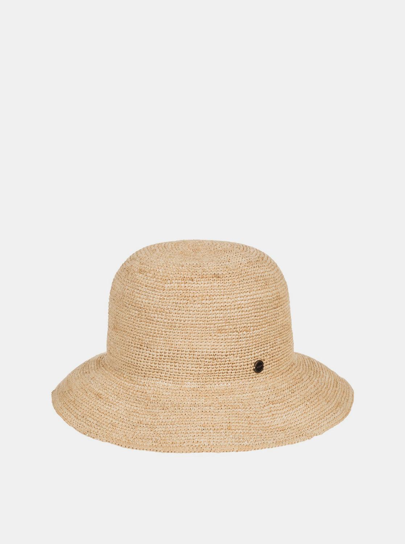 Roxy béžový slaměný klobouk - S-M