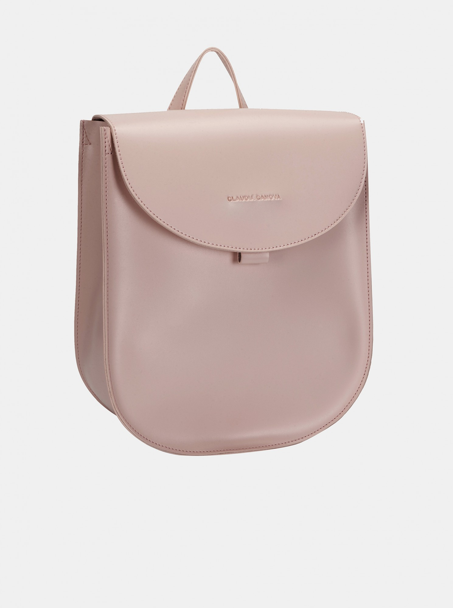 Claudia Canova růžový batoh