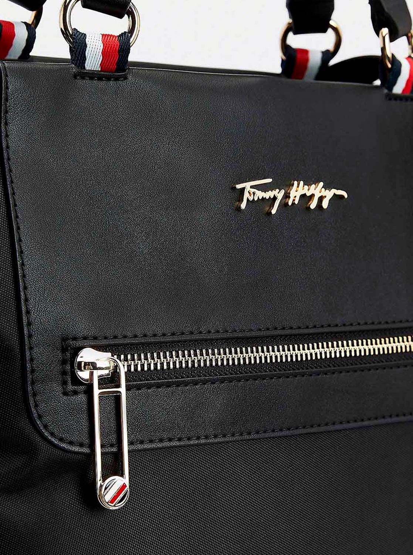 Tommy Hilfiger černá velká kabelka