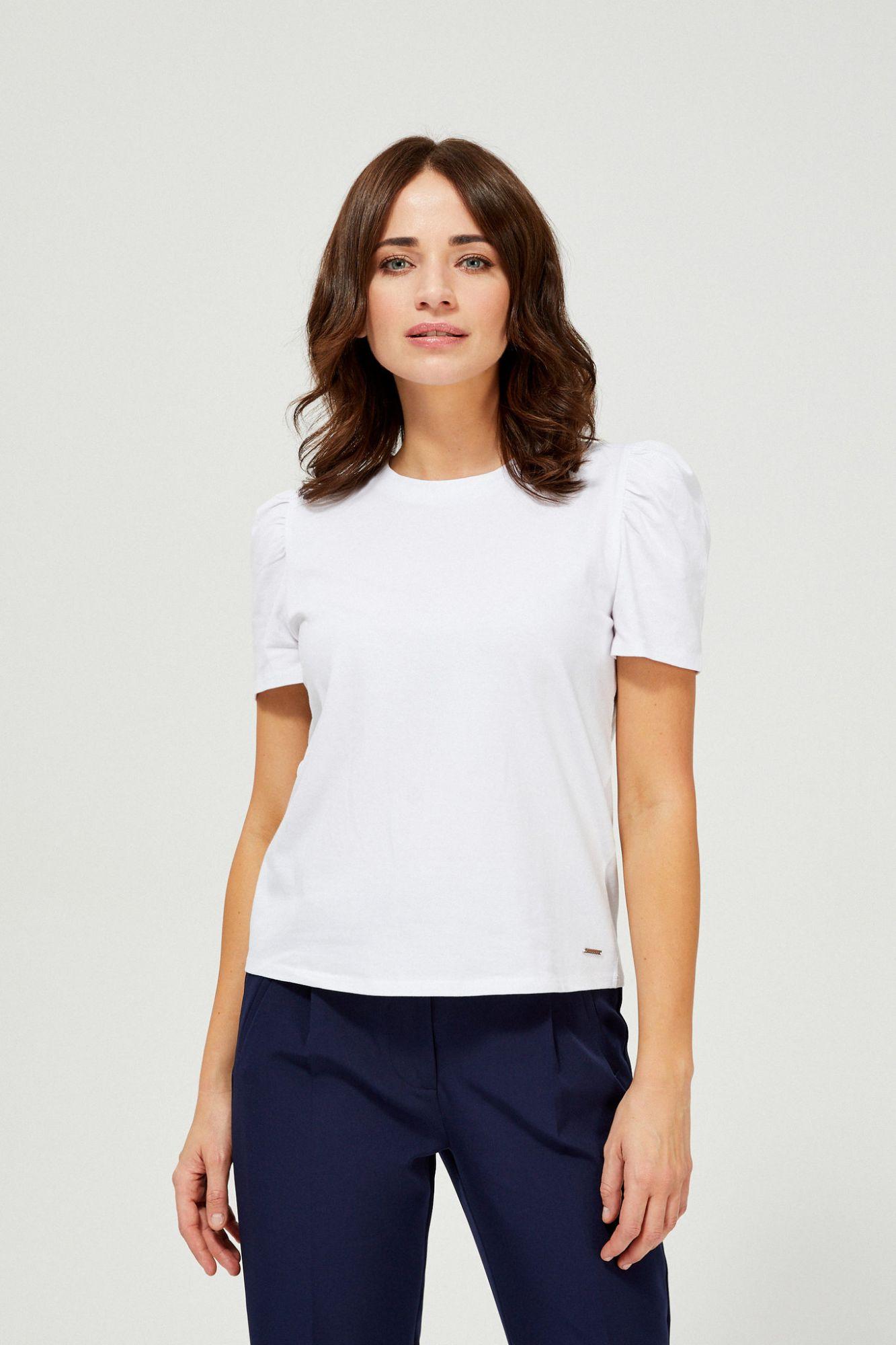 Moodo bílé tričko