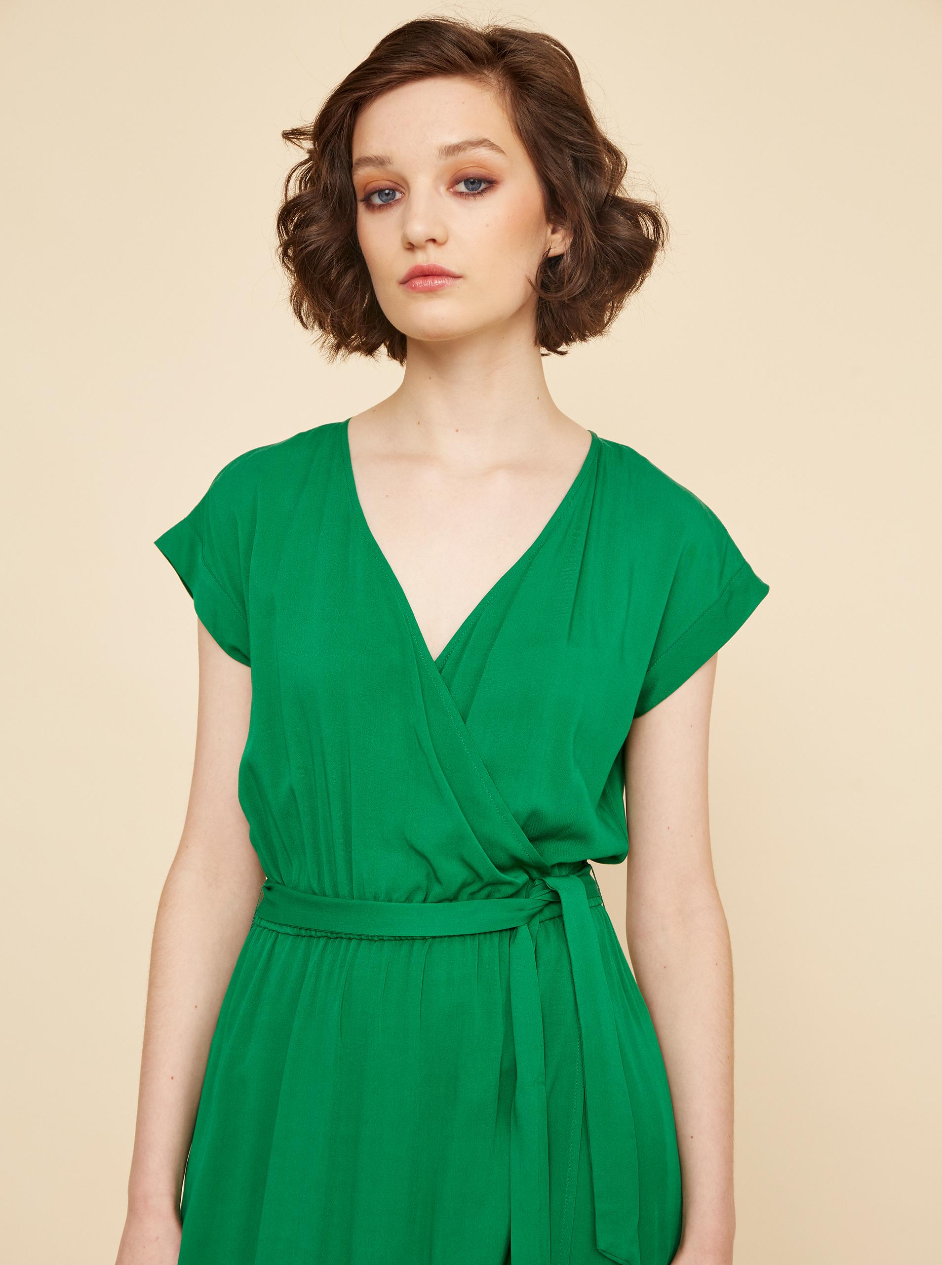 ZOOT zelené šaty Vera