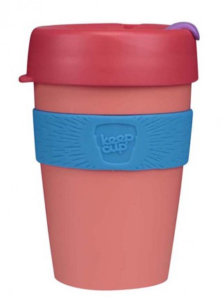 KeepCup oranžový hrnek Tea Rose Medium