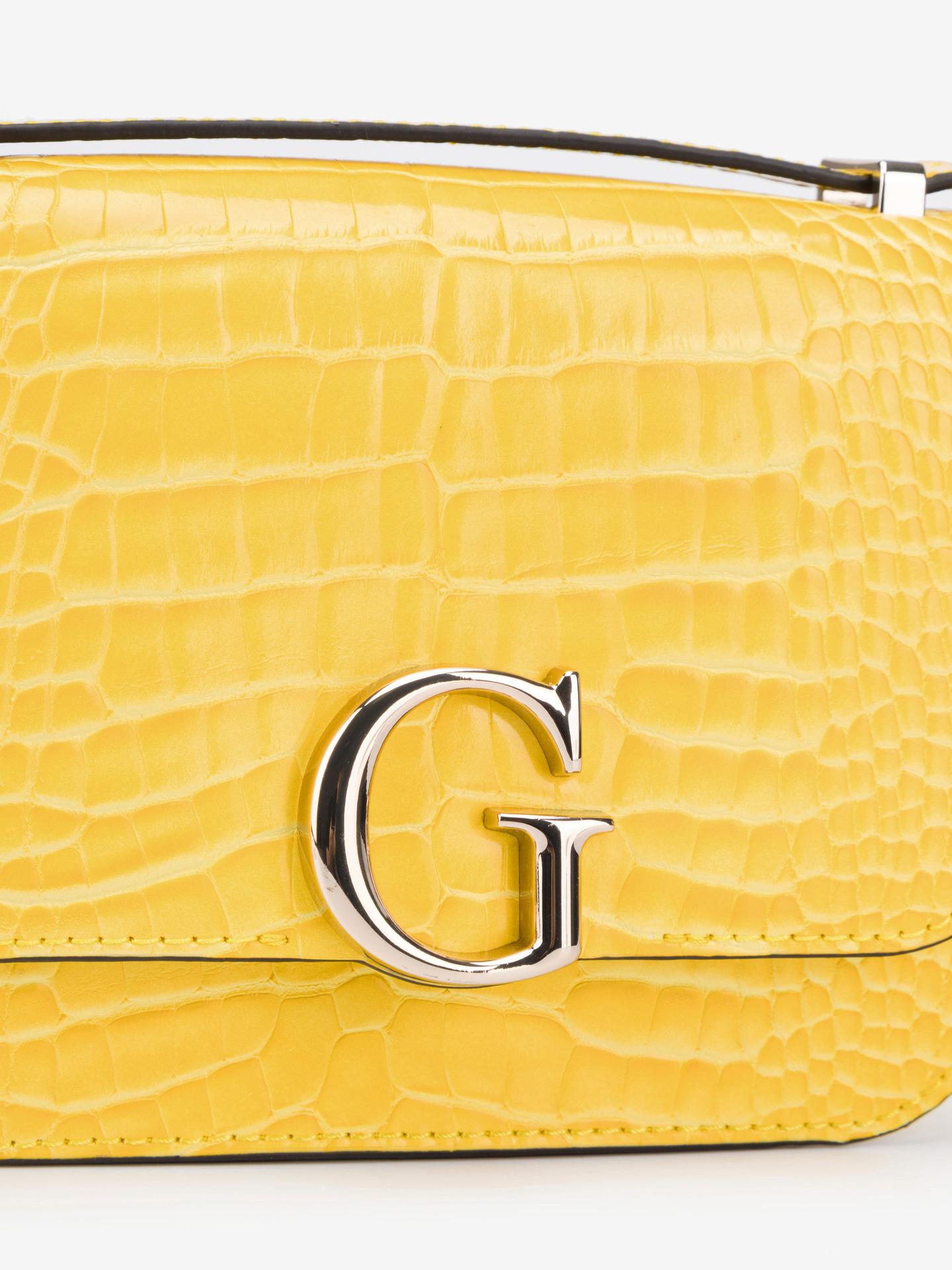 Guess žluté kabelka Corily