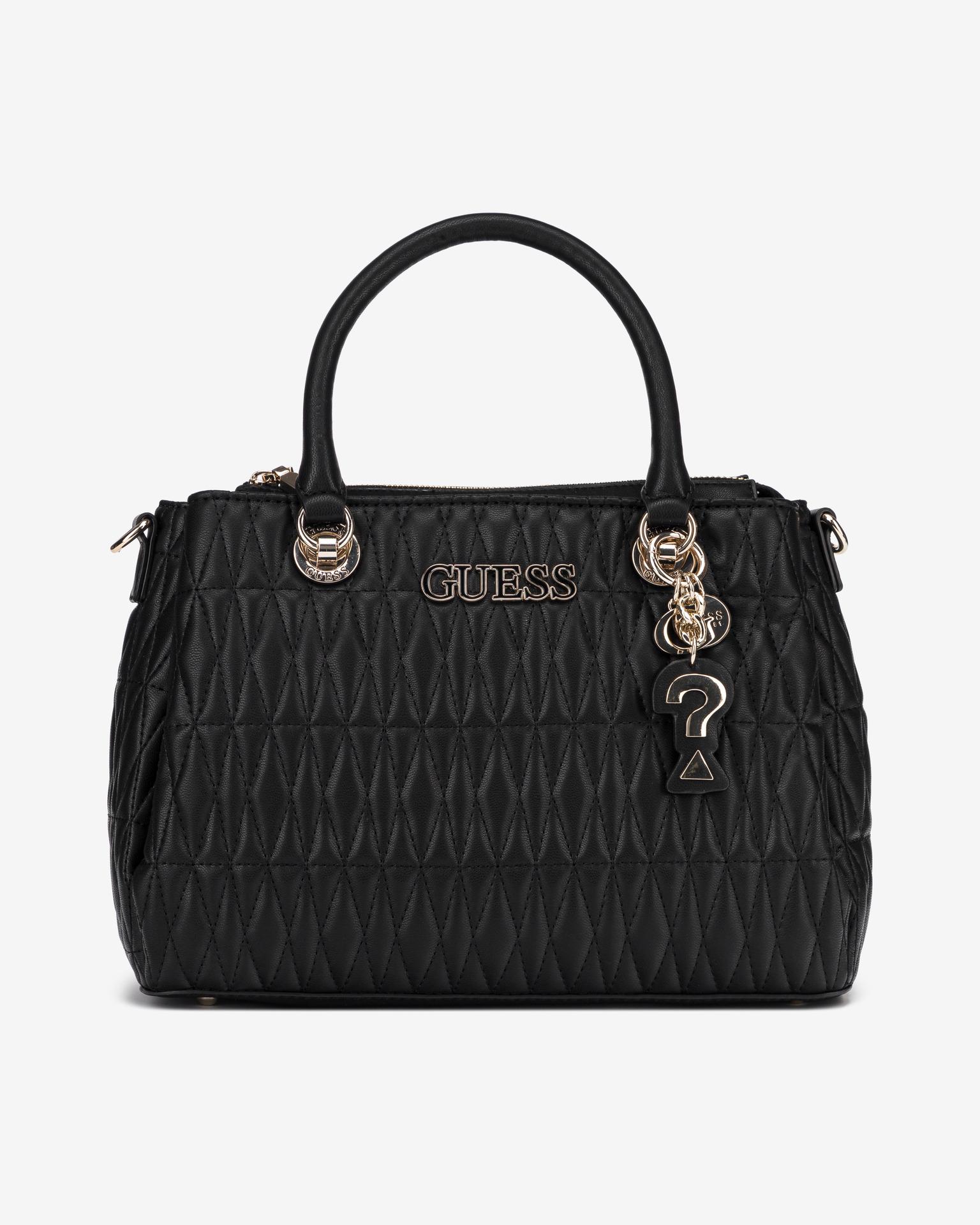 Guess černé kabelka Brinkley