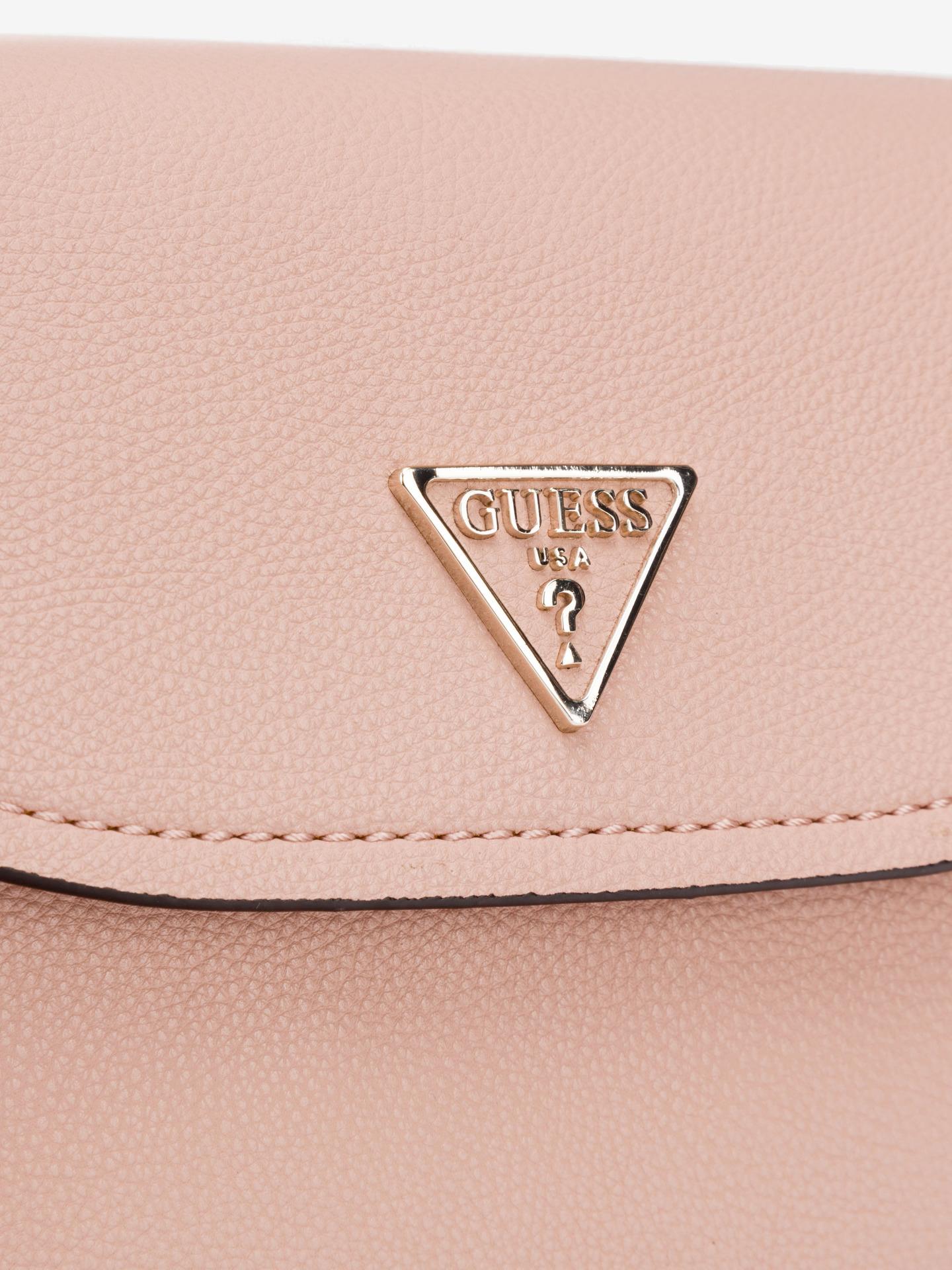 Guess růžové kabelka Destiny