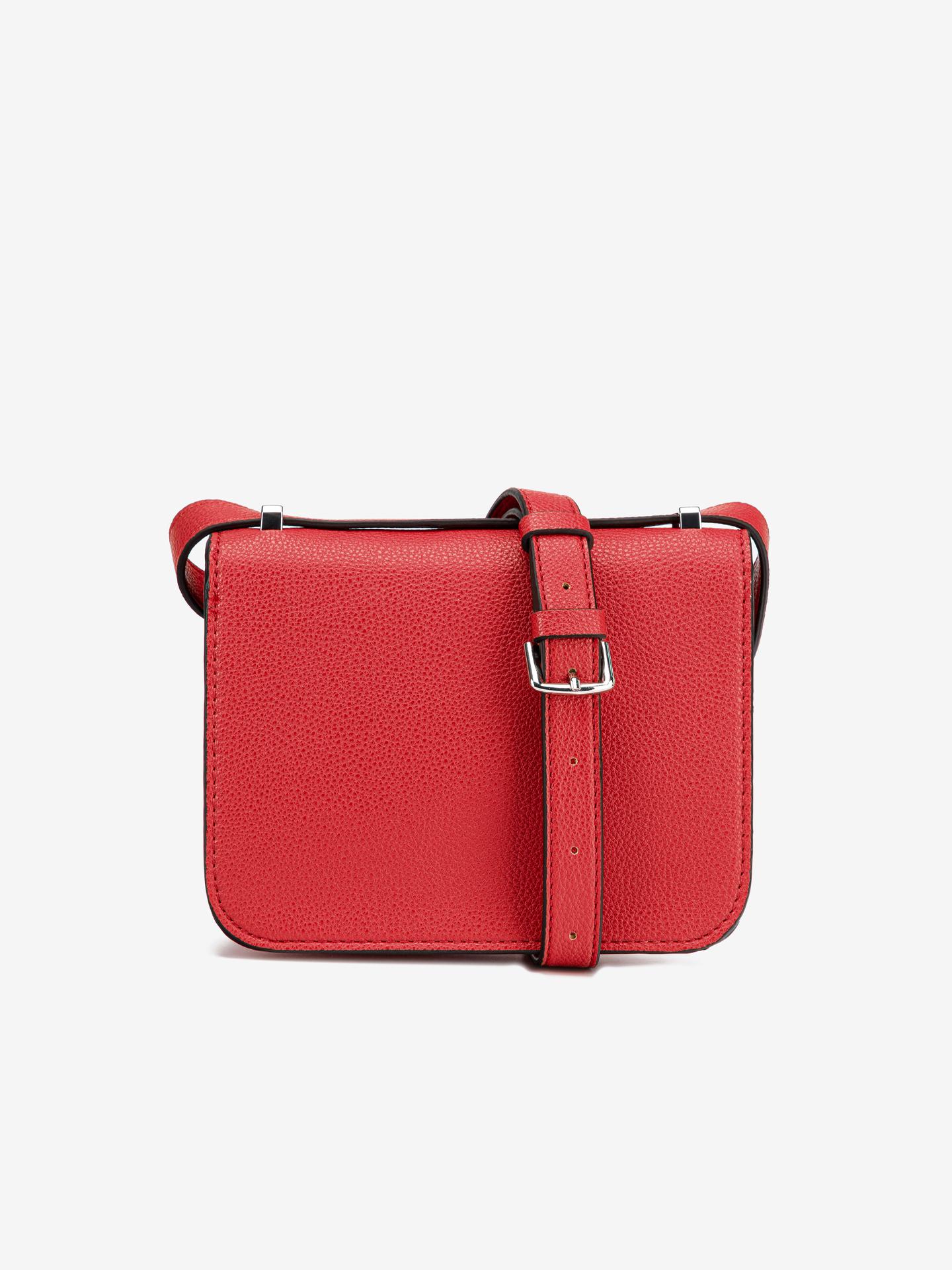 Guess červené crossbody kabelka Corily