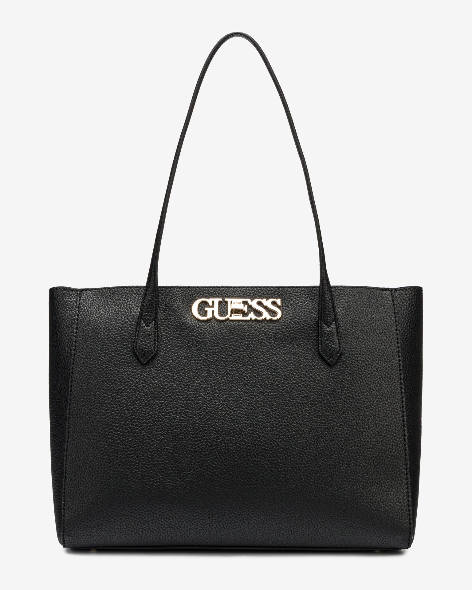 Guess černé kabelka Uptown Chic Elite