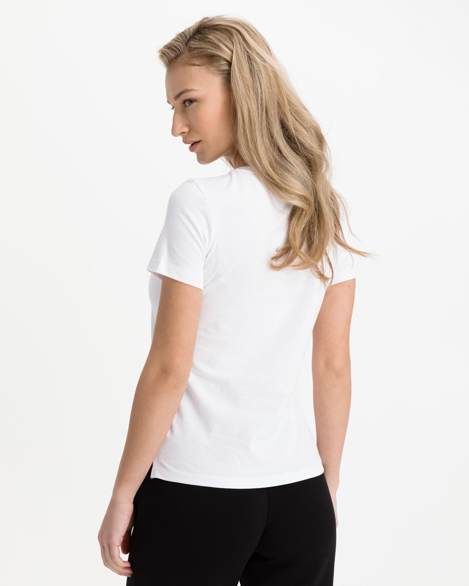 Guess bílé tričko Original
