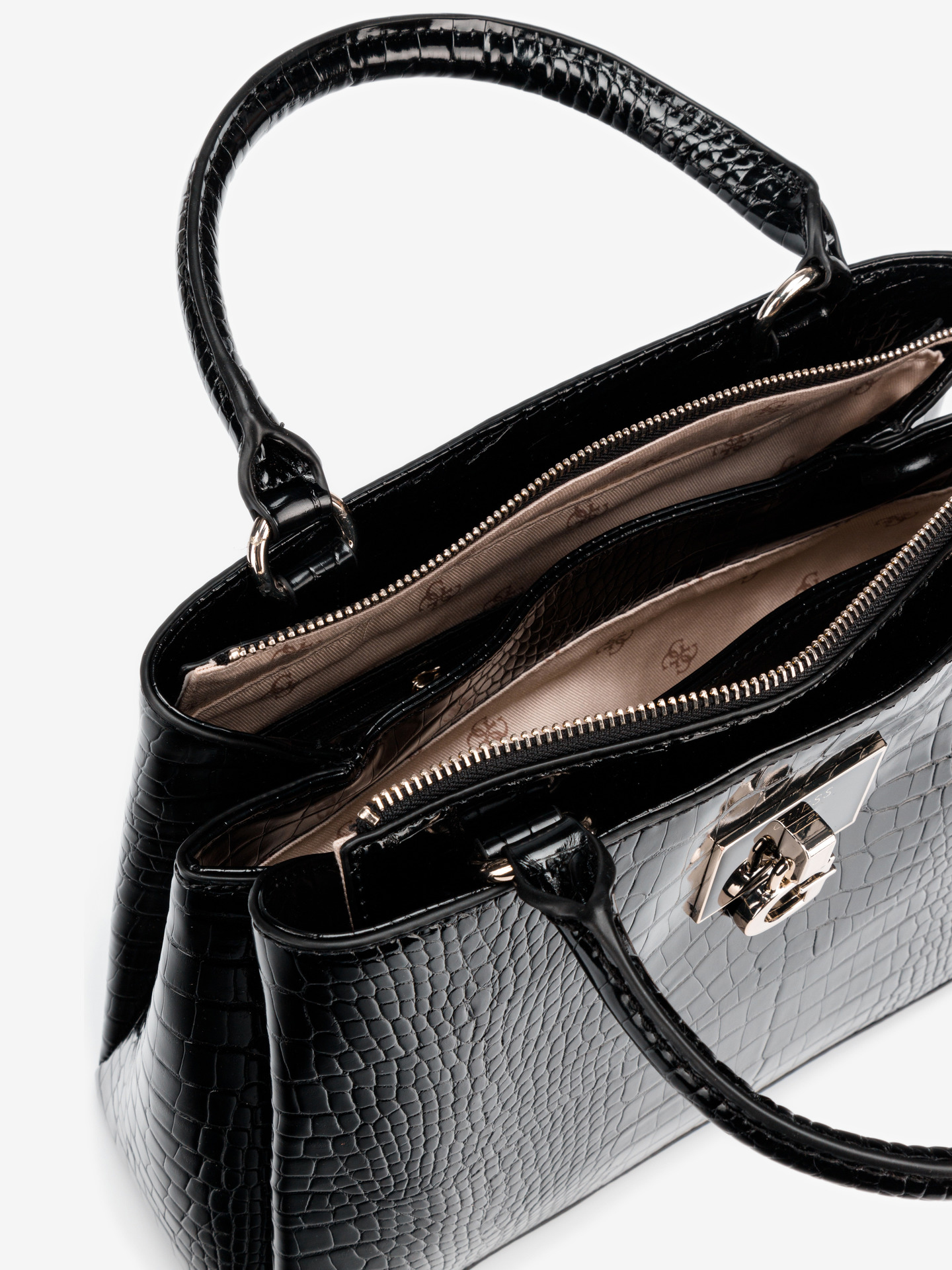Guess černé kabelka Carabel