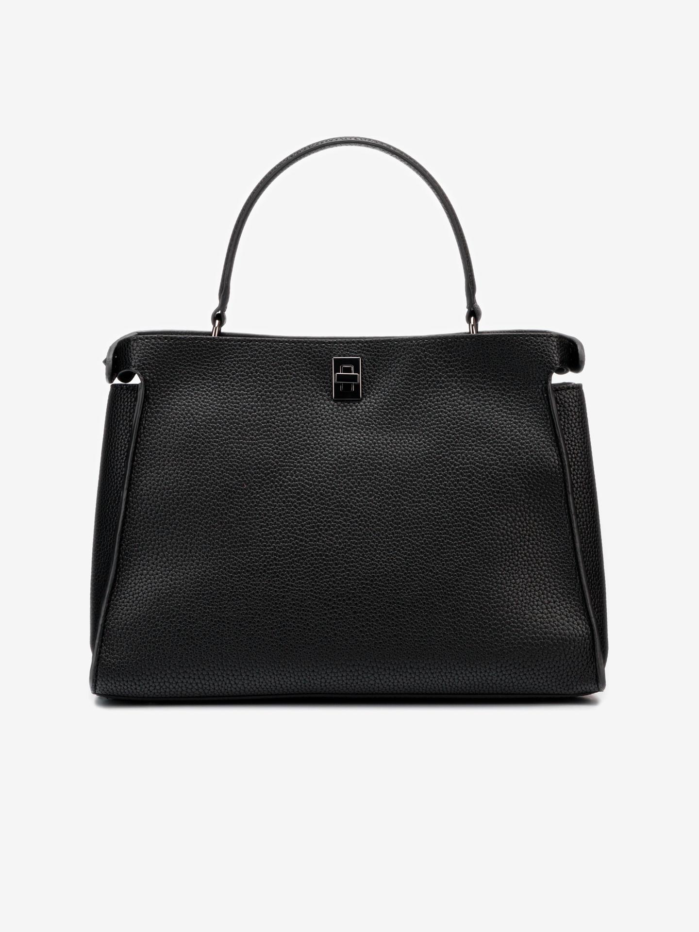 Guess černé kabelka Uptown Chic Large