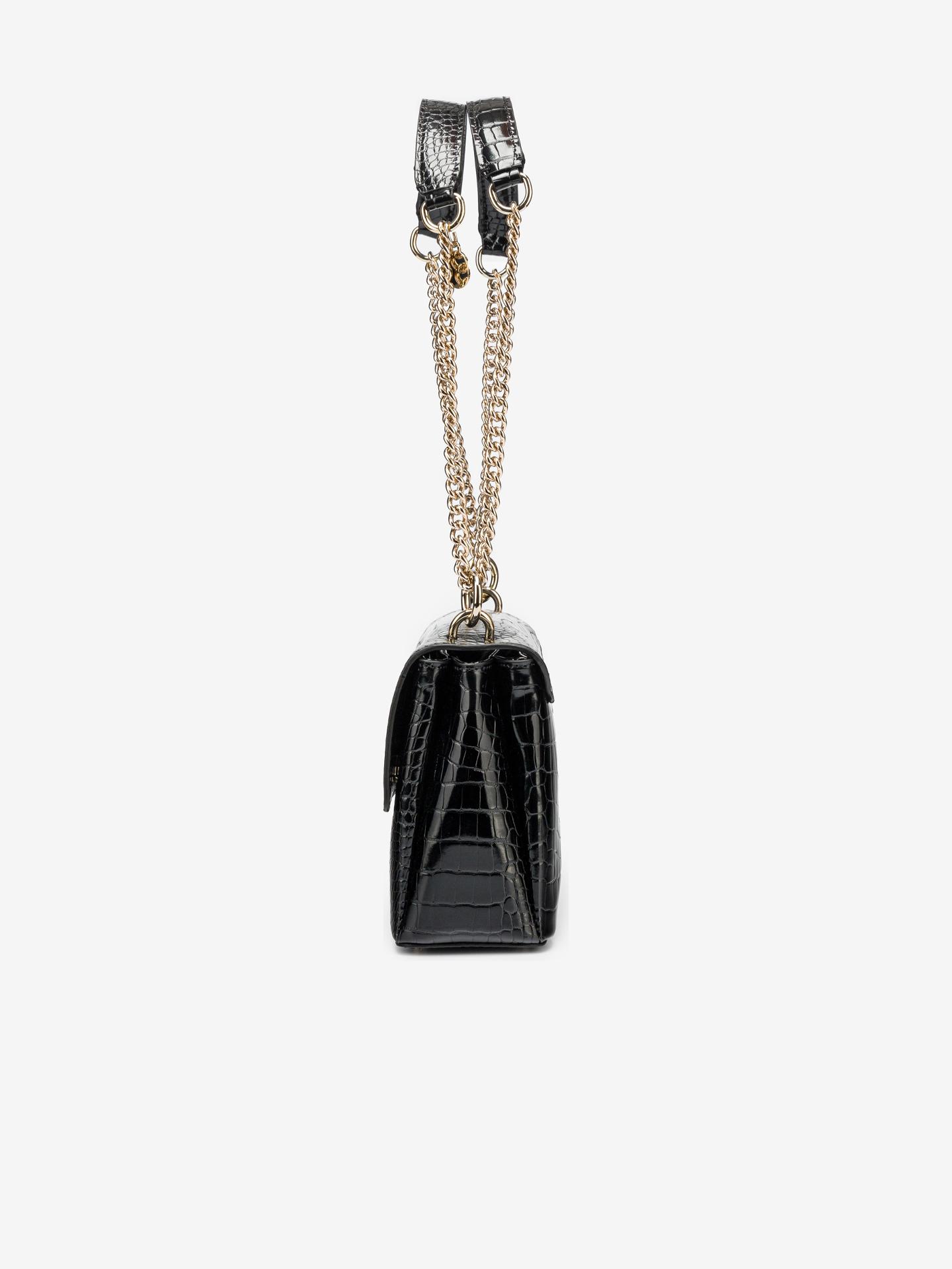 Guess černé crossbody kabelka Carabel