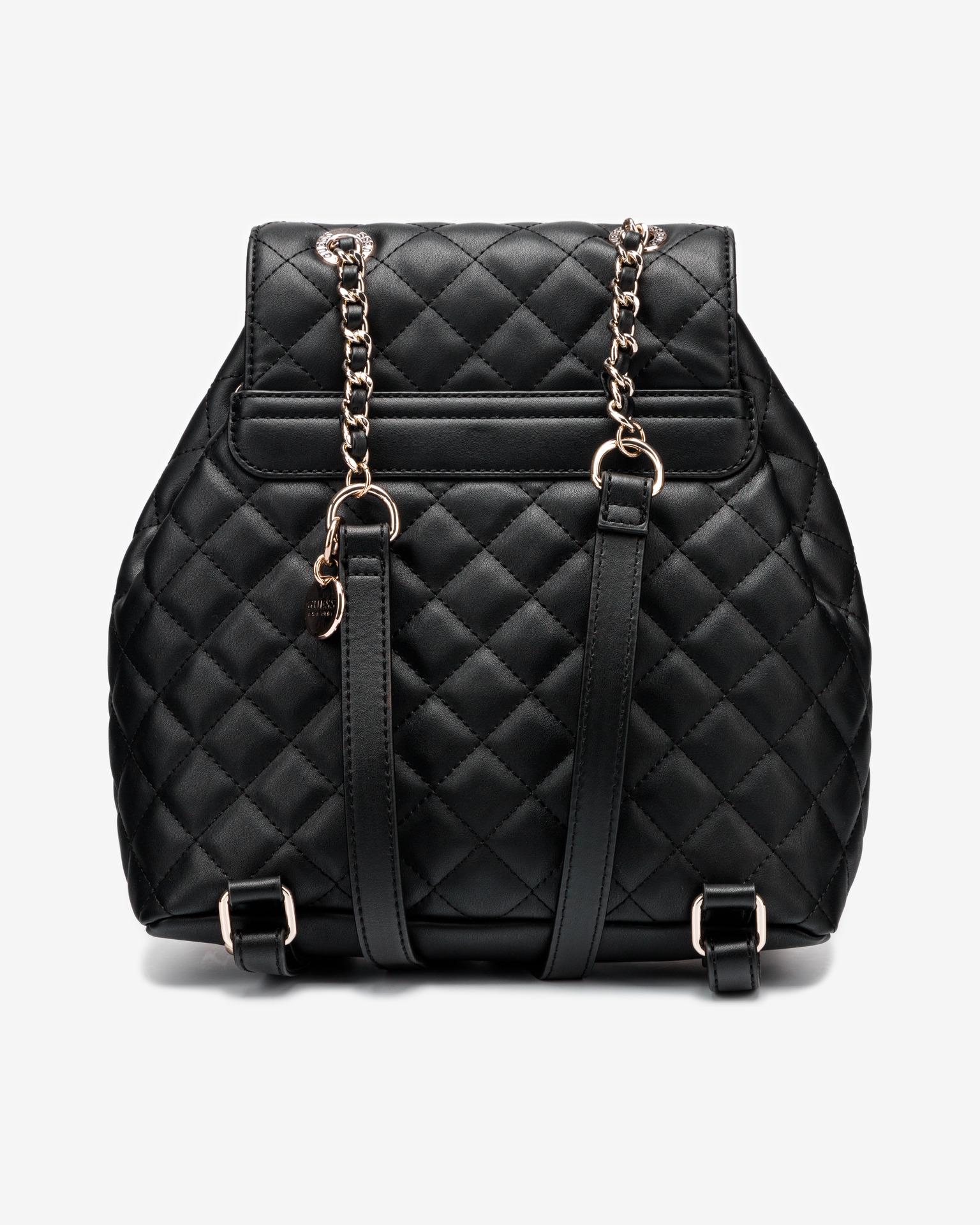 Guess černé batoh Illy