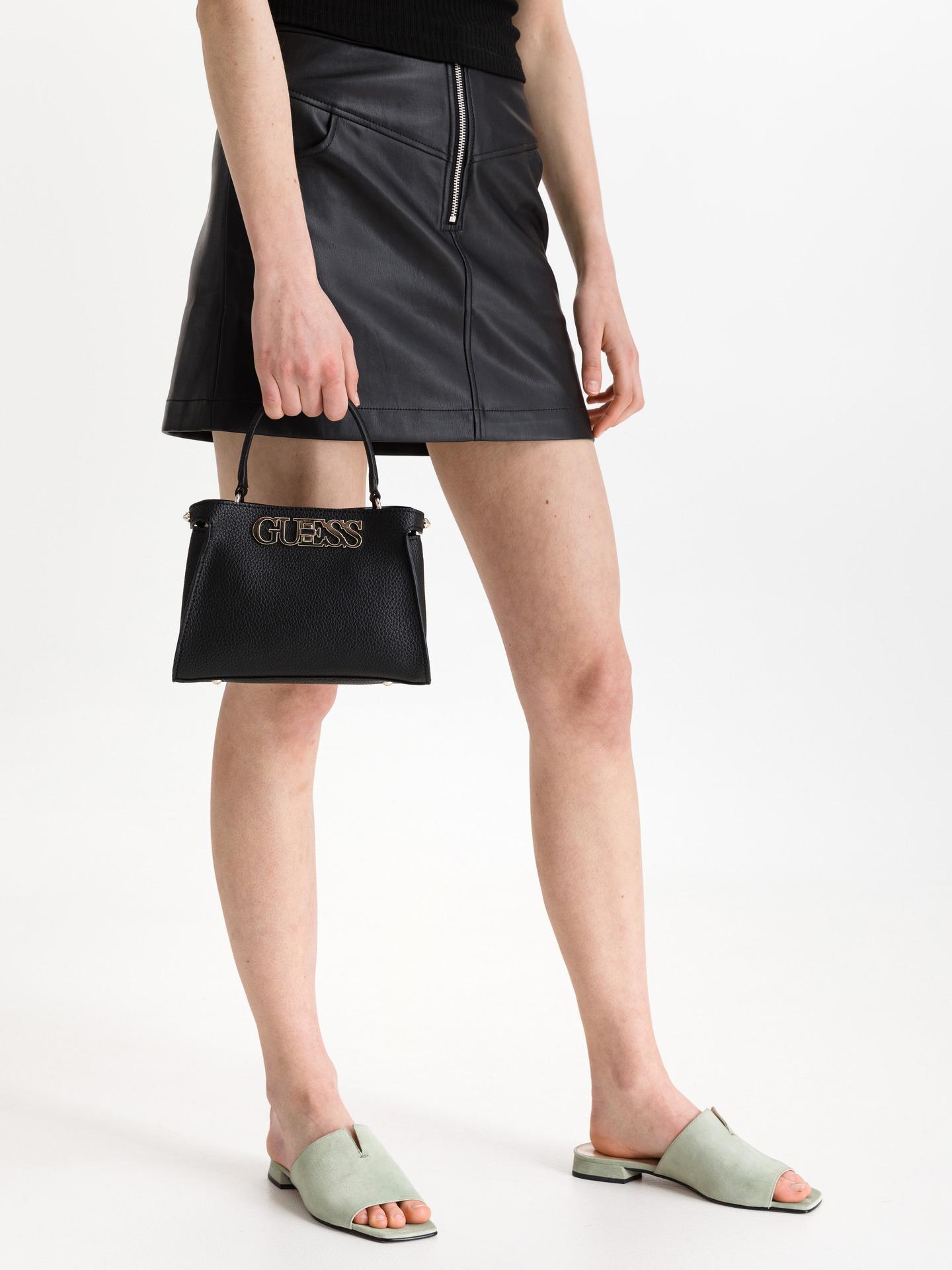 Guess černé kabelka Uptown Chic Small