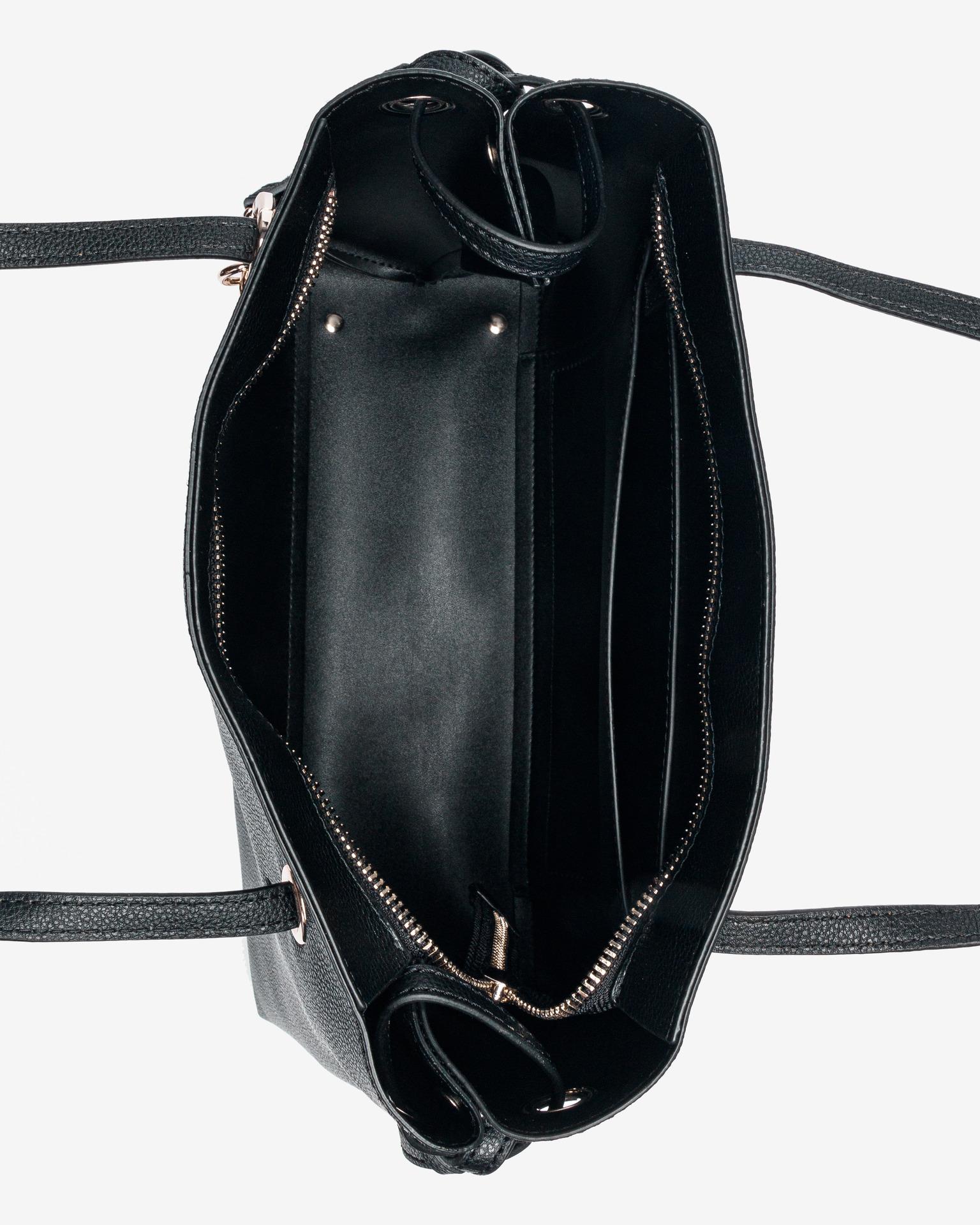 Guess černé kabelka Digital