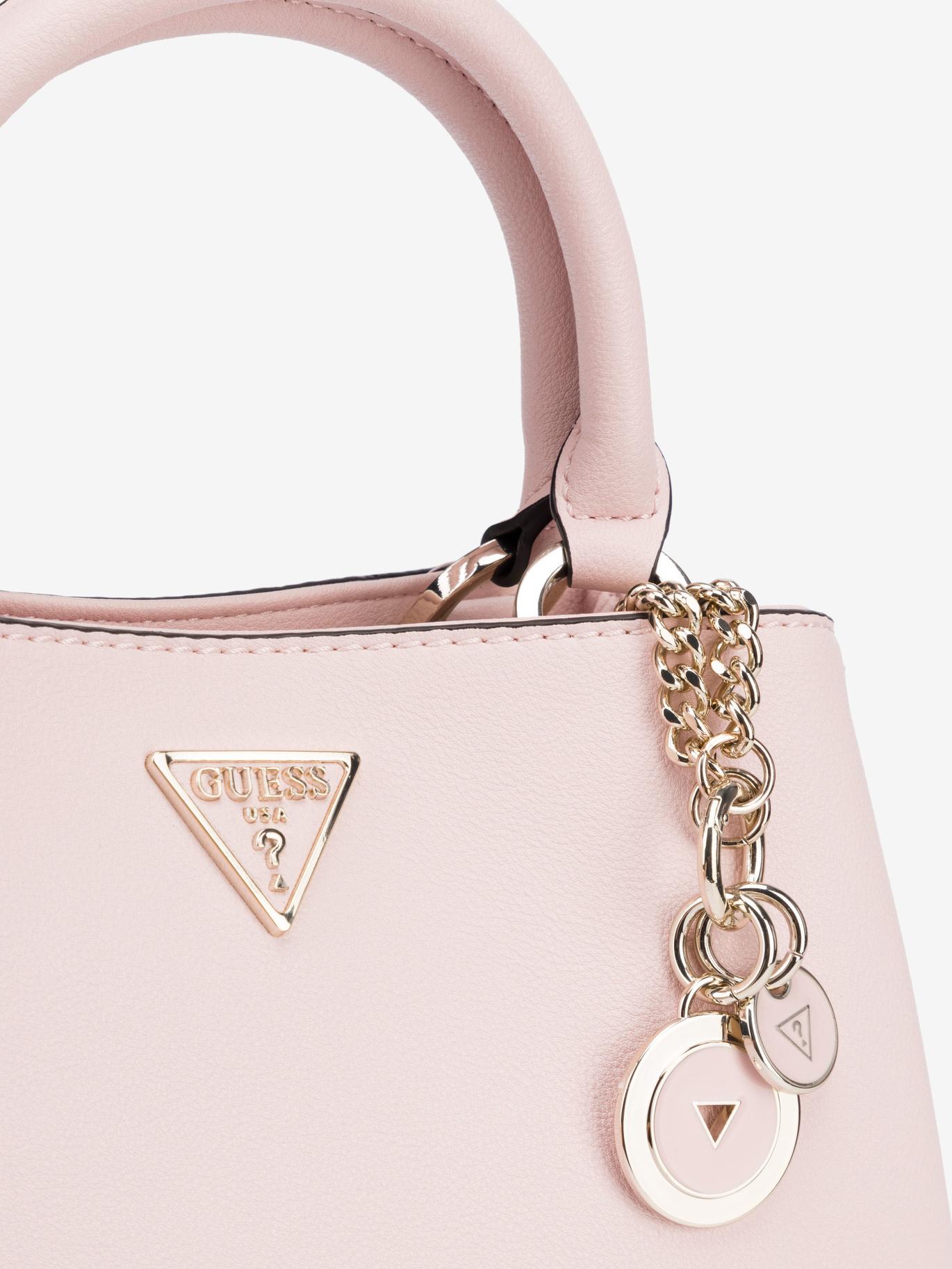 Guess růžové kabelka Ambrose Small