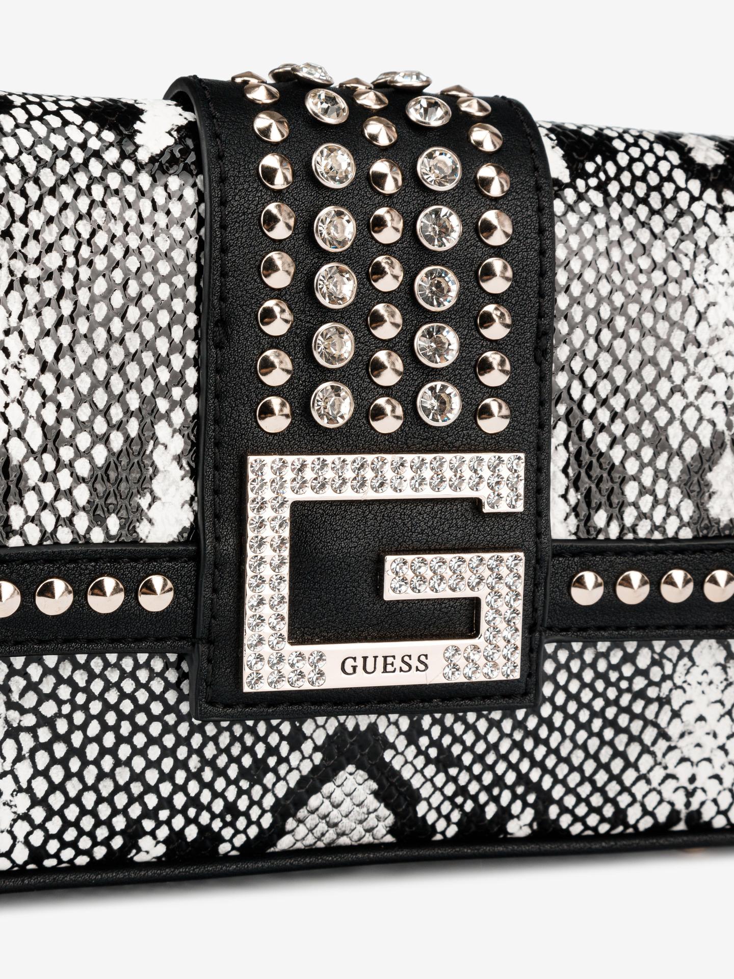 Guess černé kabelka Bling