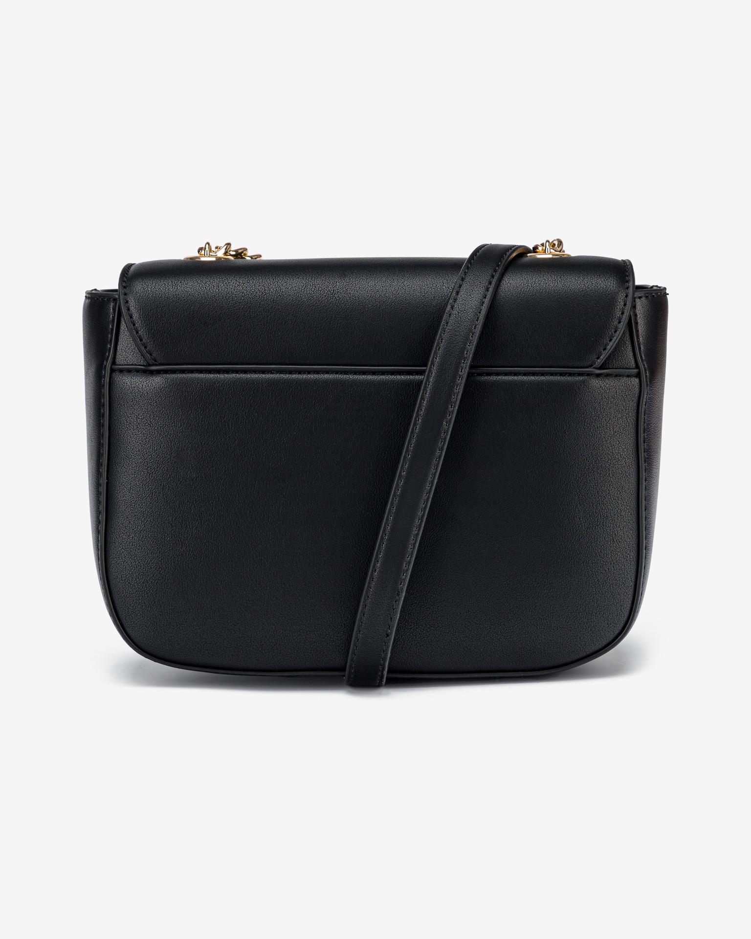 Love Moschino černé crossbody kabelka