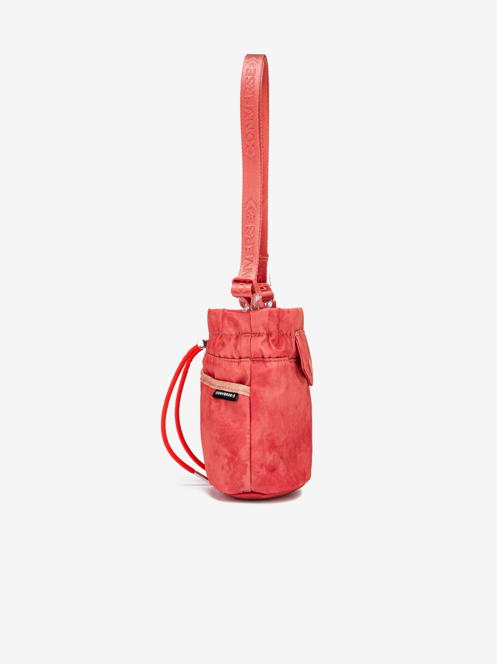 Converse červené crossbody taška Mini Bucket