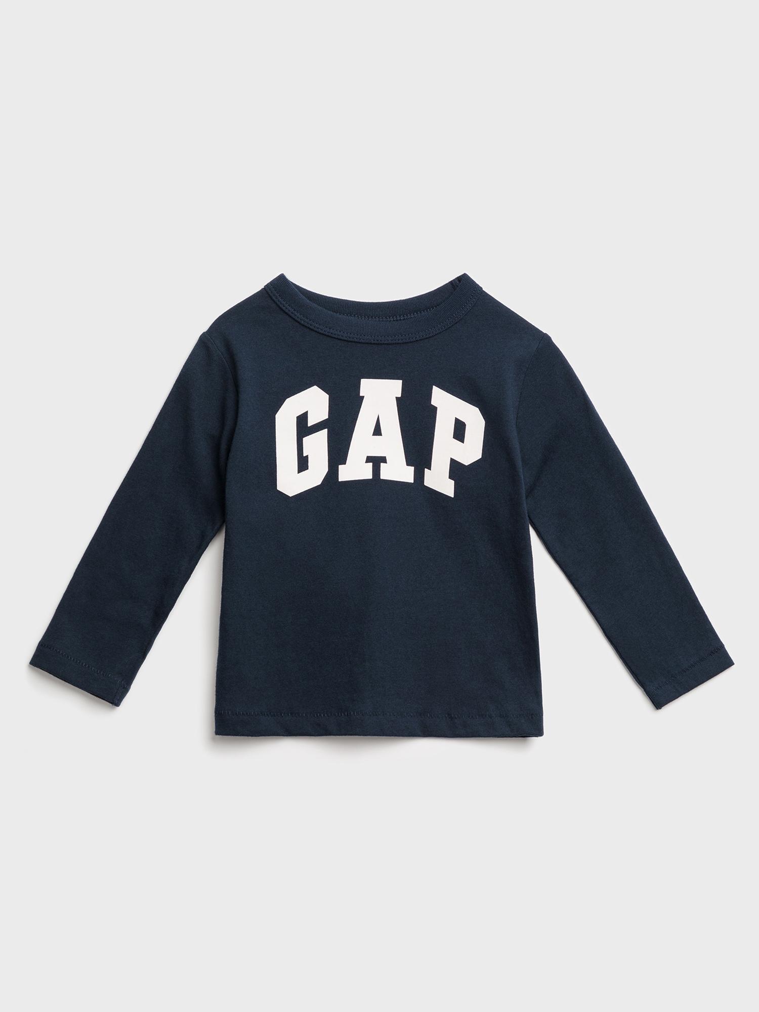 GAP Triko dětské 2 ks Modrá Bílá