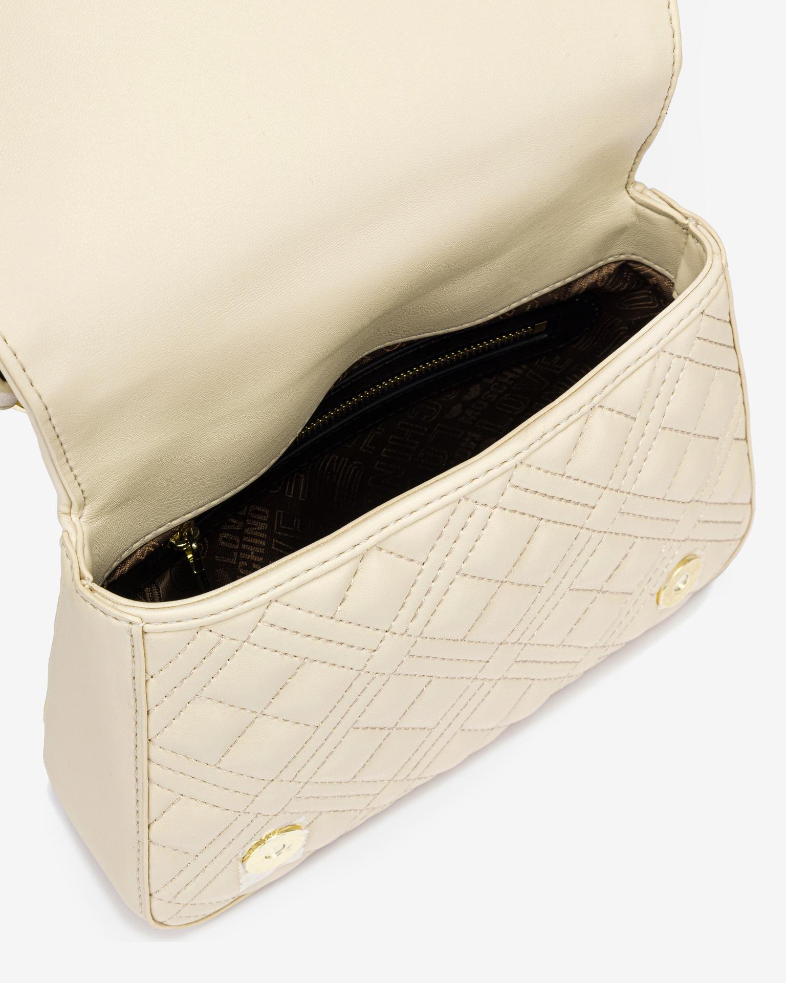 Love Moschino béžové kabelka
