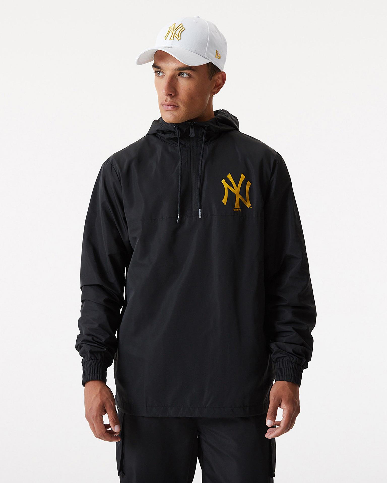 New Era MLB New York Yankees Bunda Černá - XL