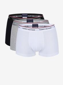 Tommy Hilfiger 3 pack boxerek Low Rise Trunk Premium Ess