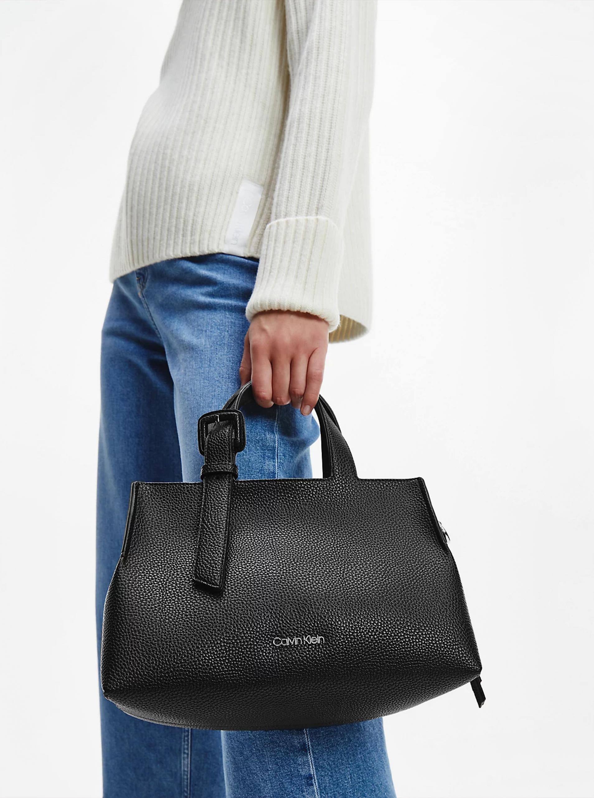 Calvin Klein černá kabelka