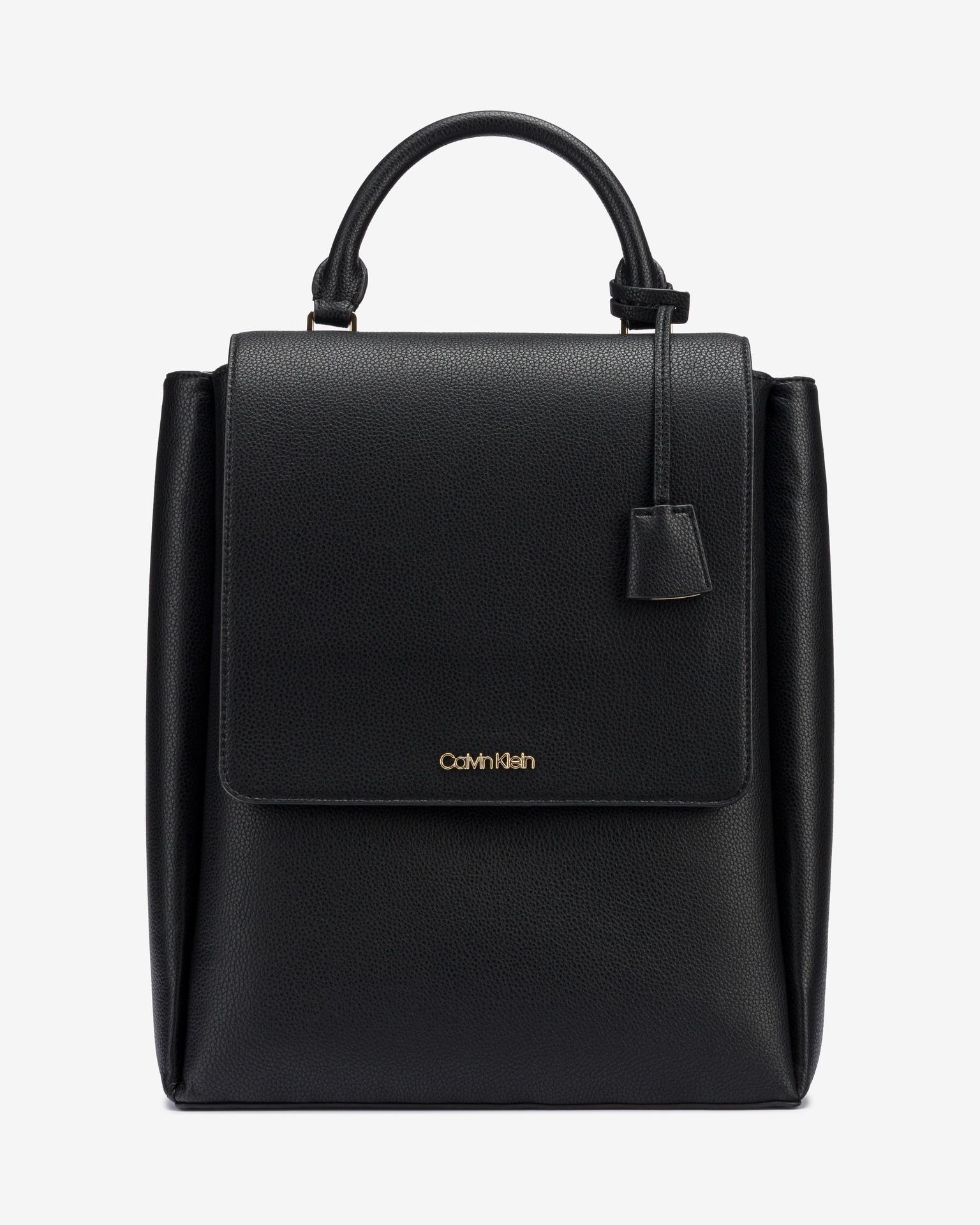 Calvin Klein černý batoh