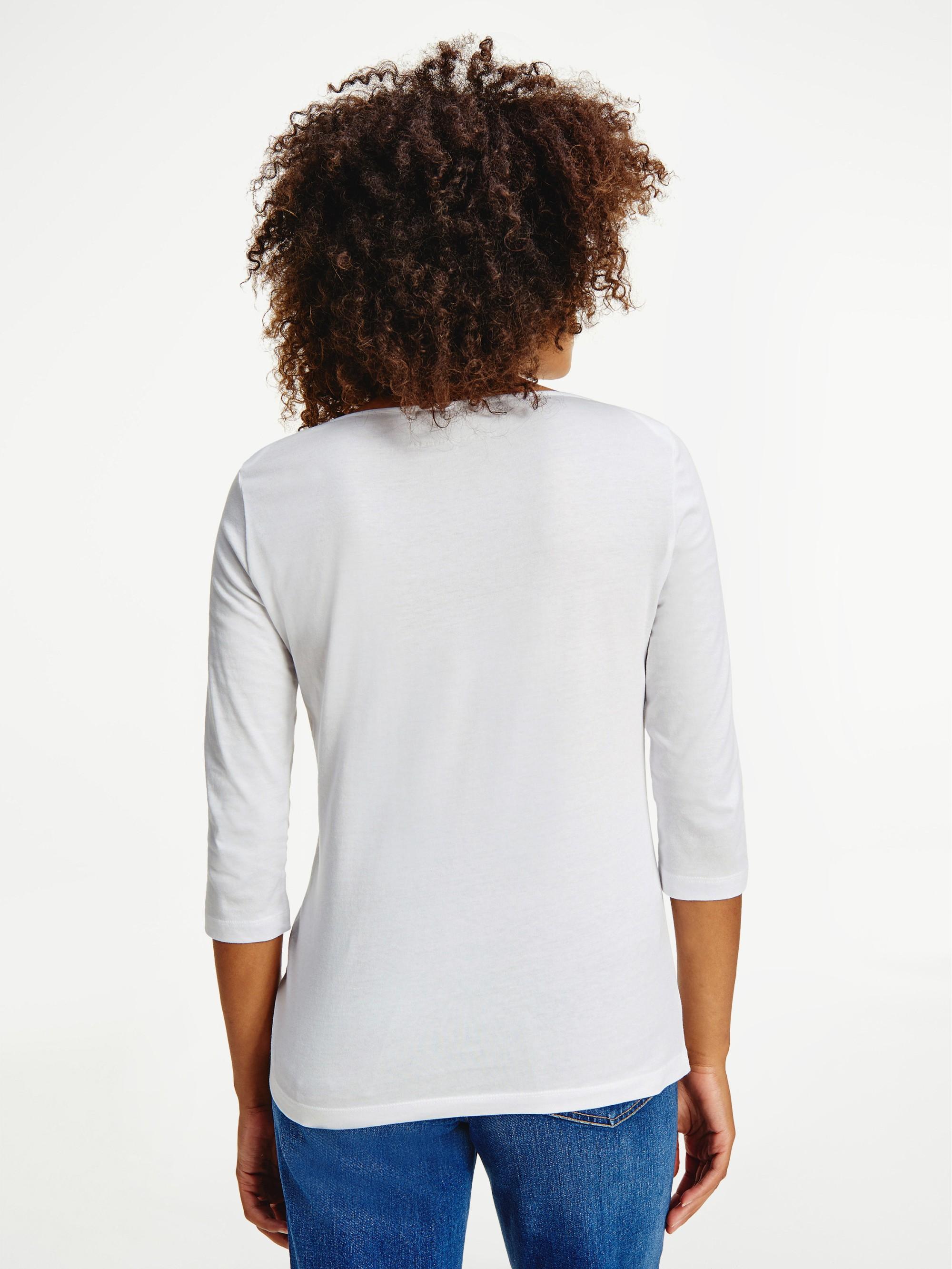 Tommy Hilfiger bílé dámské tričko