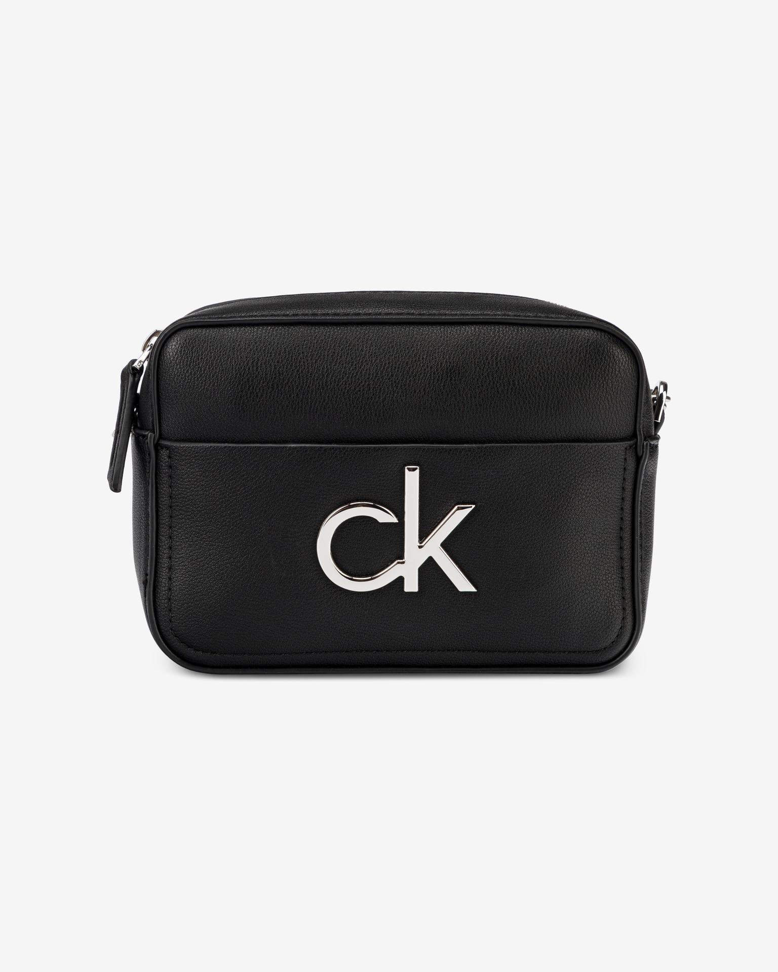 Calvin Klein černé crossbody kabelka