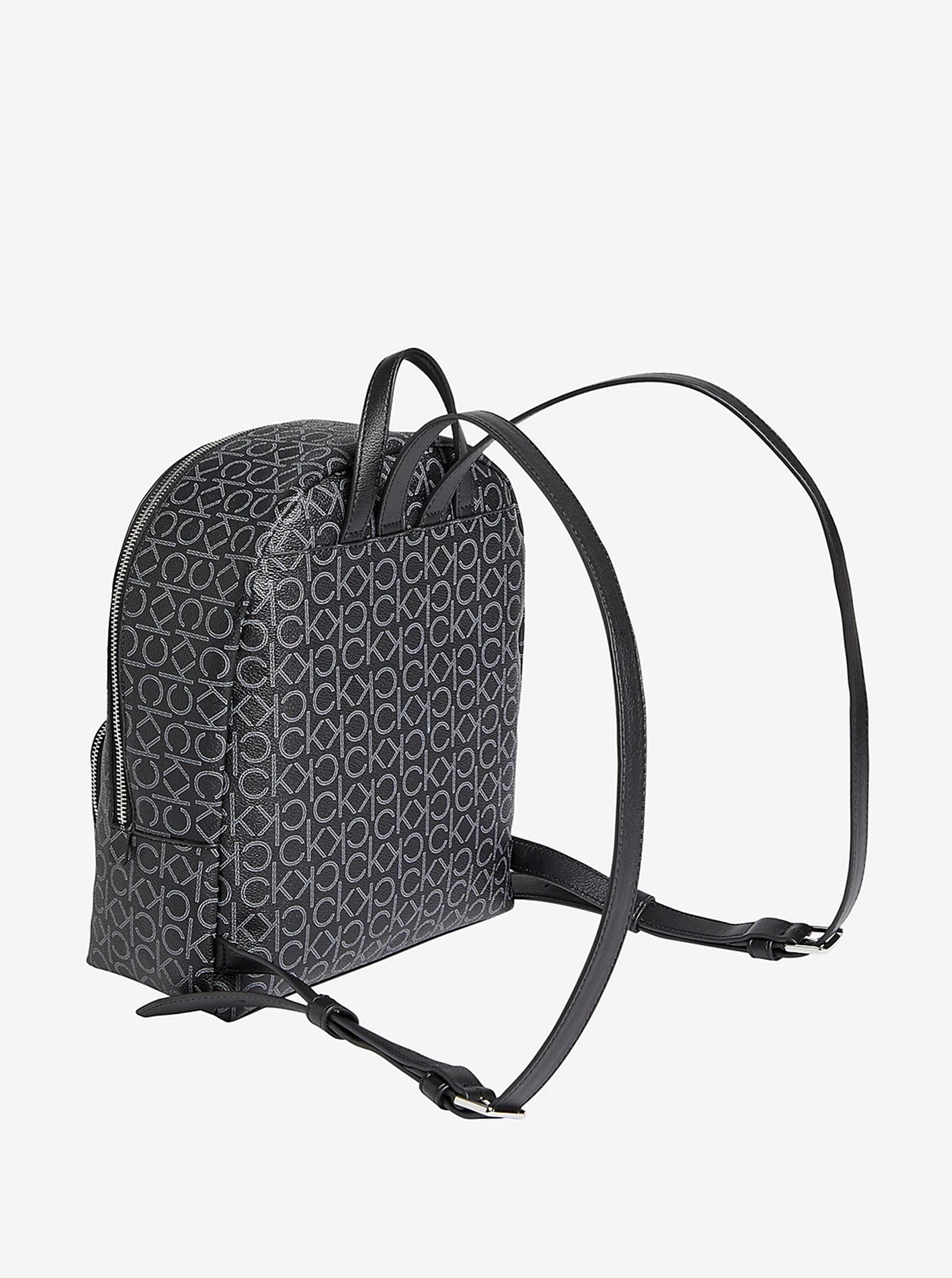 Calvin Klein černý batoh Must Campus