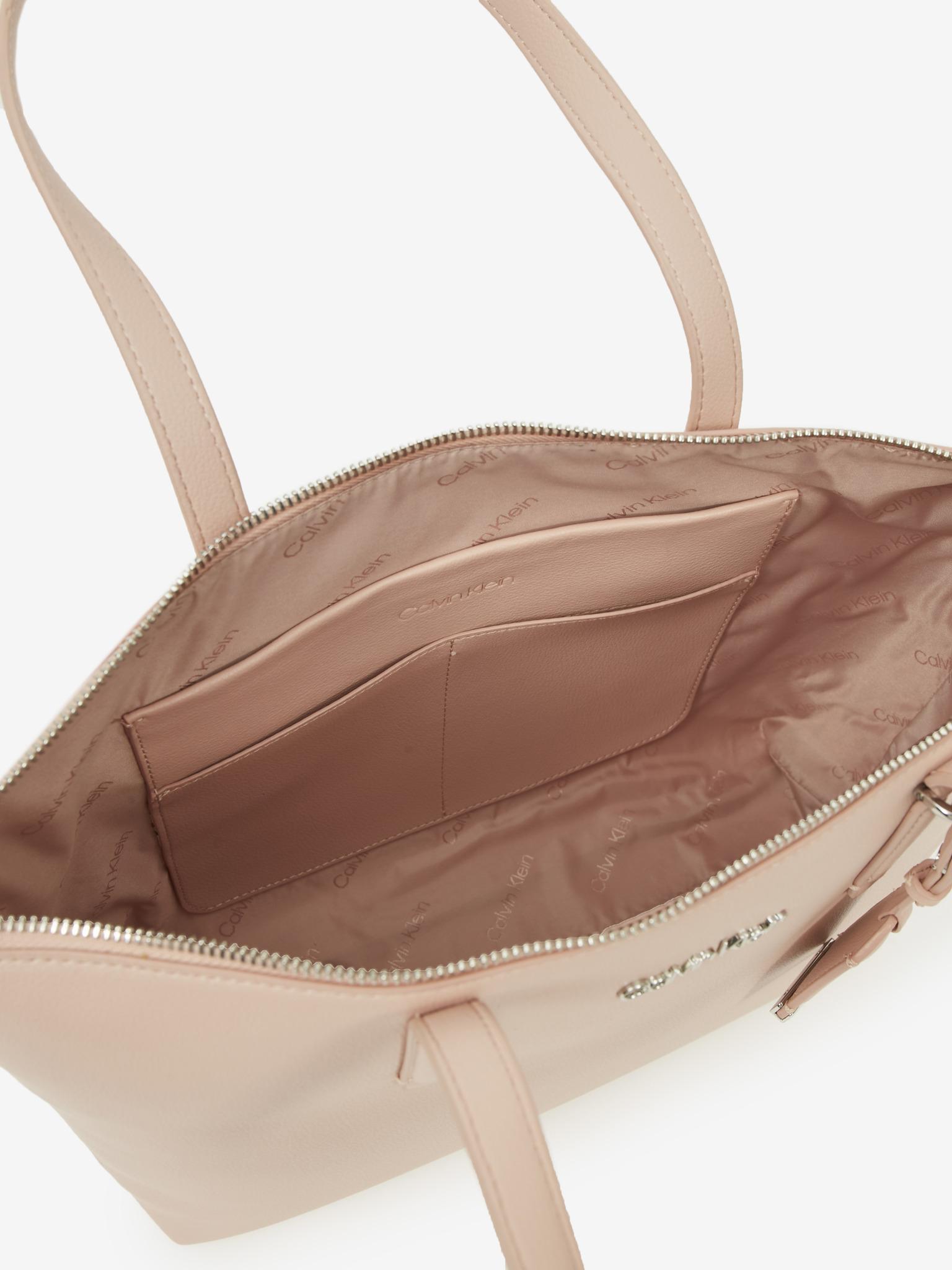 Calvin Klein béžové kabelka