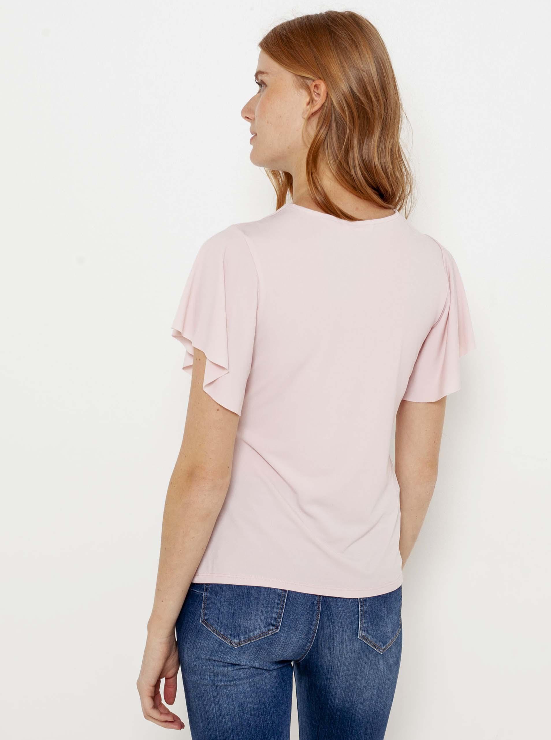 Světle růžová halenka CAMAIEU