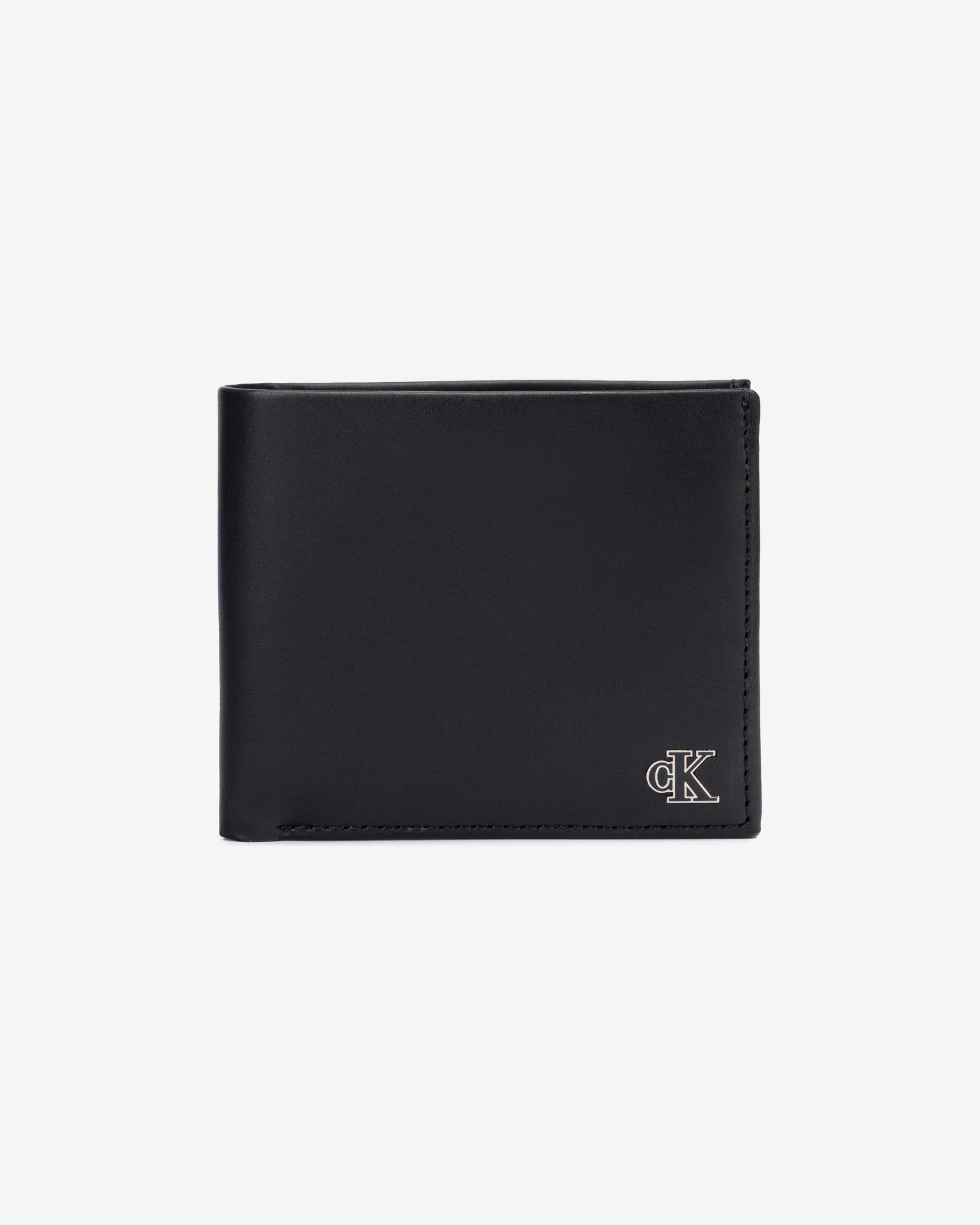 Calvin Klein černé peněženka Billfold Extra