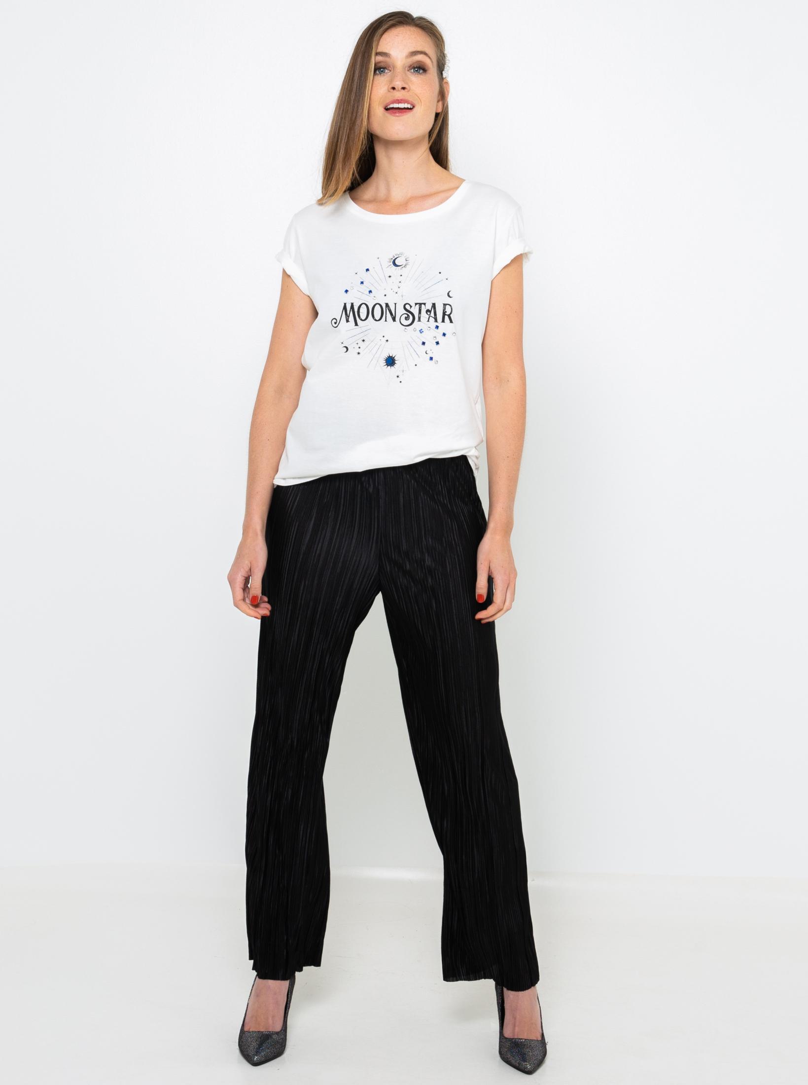 TART tričko coton / modal print astrální