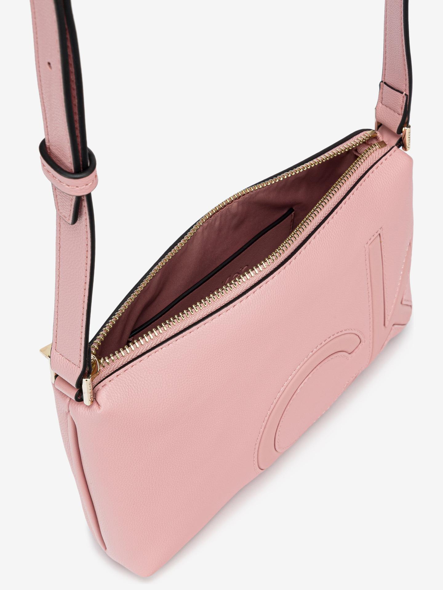 Calvin Klein růžová crossbody taška