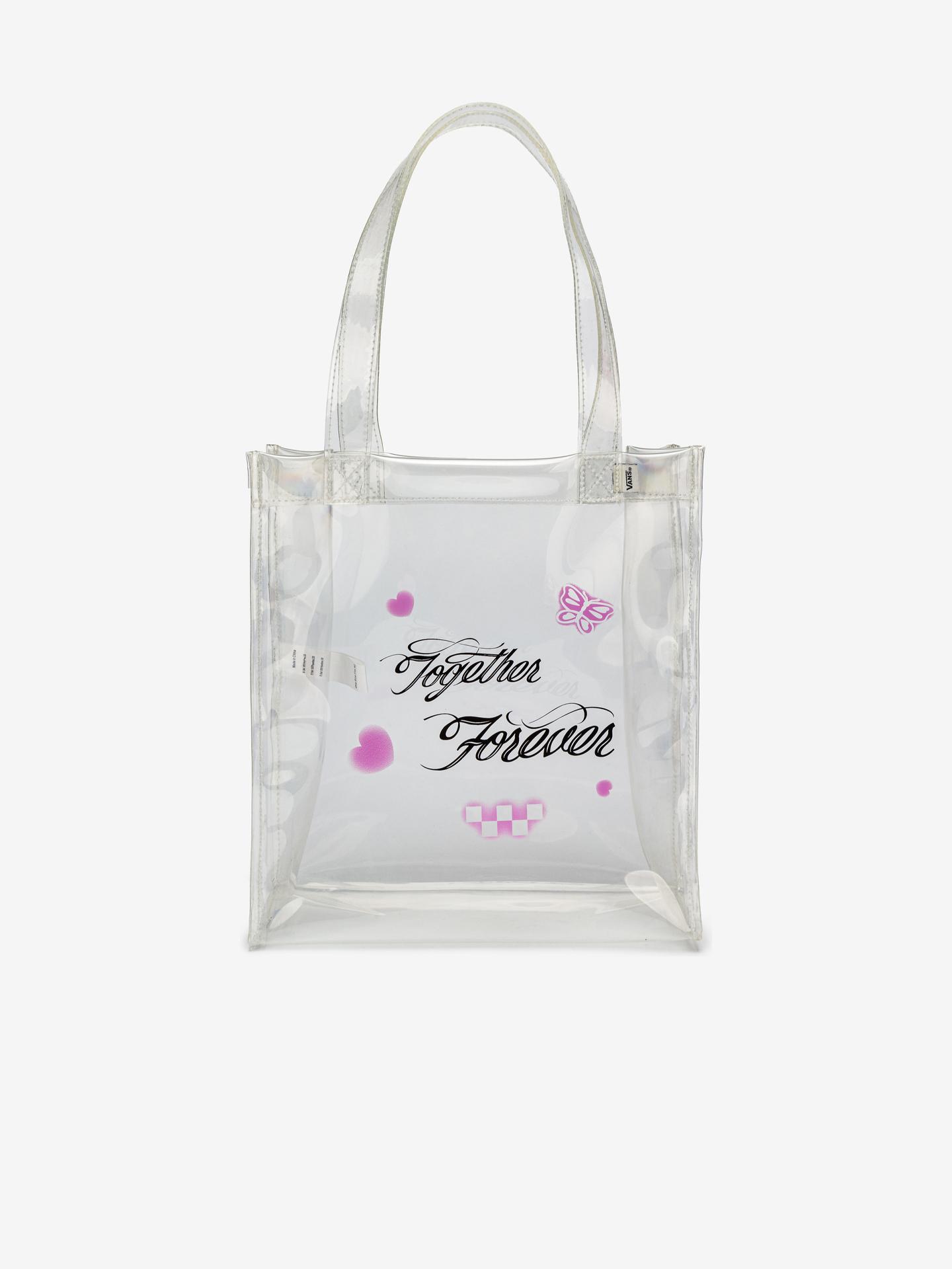 Vans bílé taška Better Together Forever