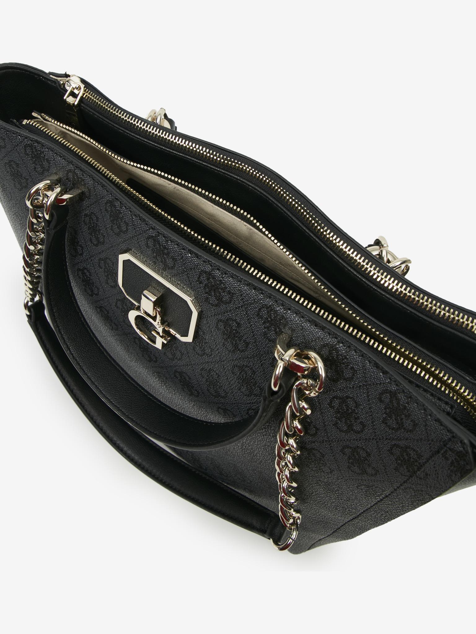 Guess černé kabelka Alisa Society