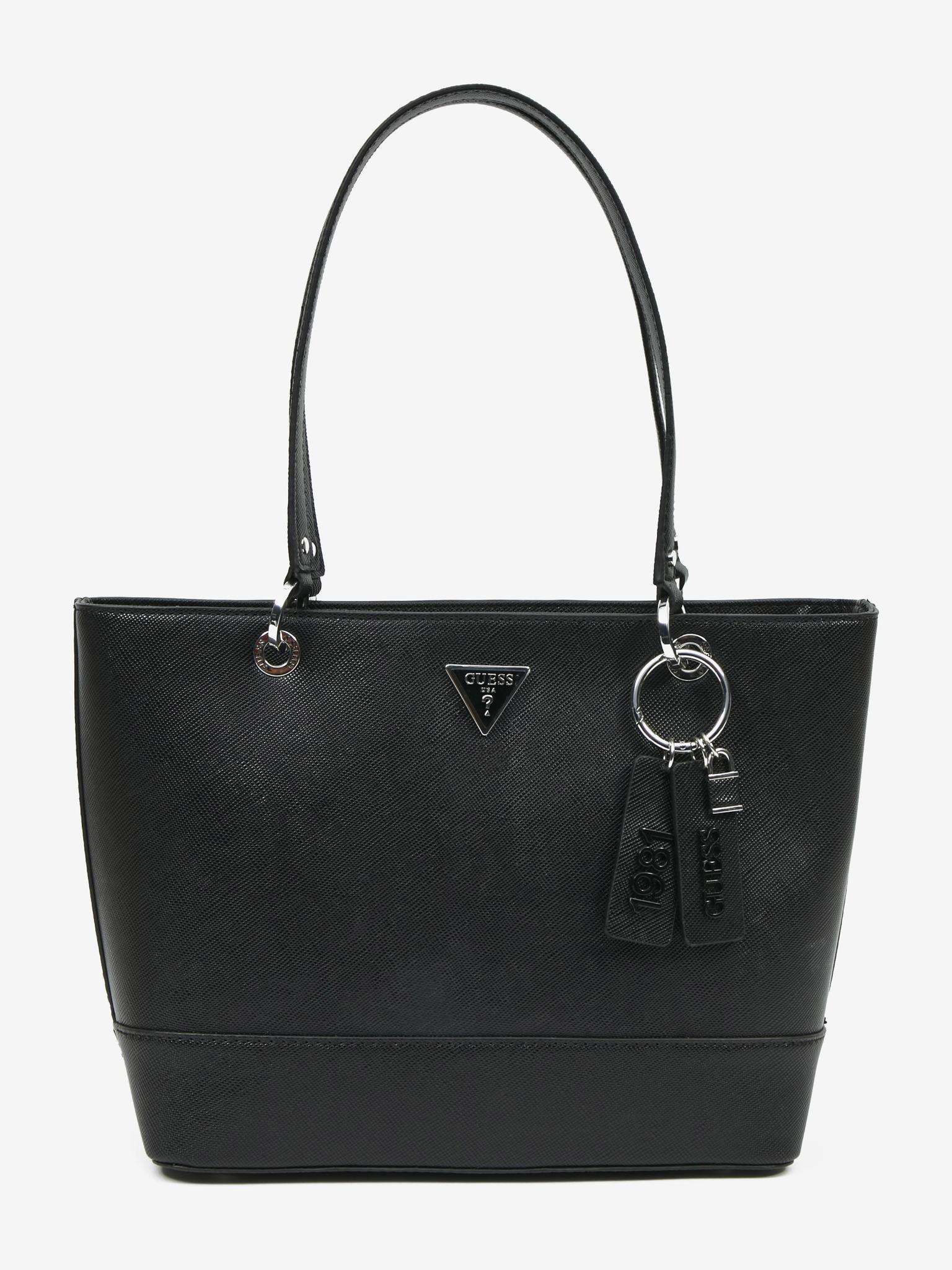 Guess černé kabelka Noelle Elite