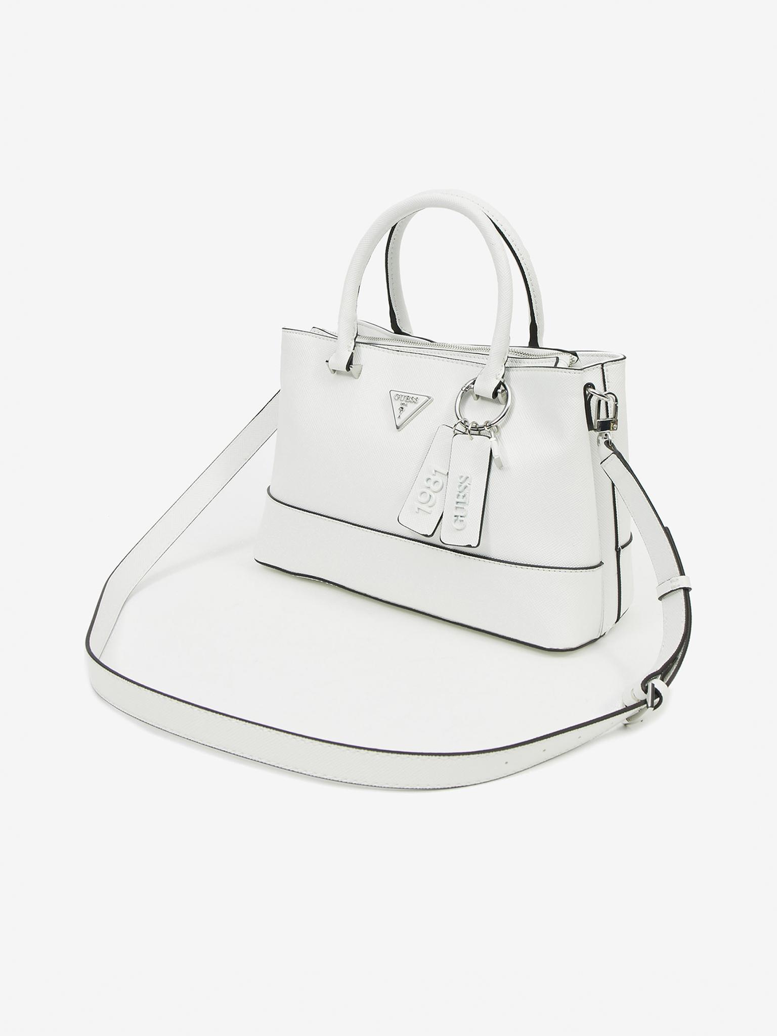 Guess bílé kabelka Cordelia Luxury